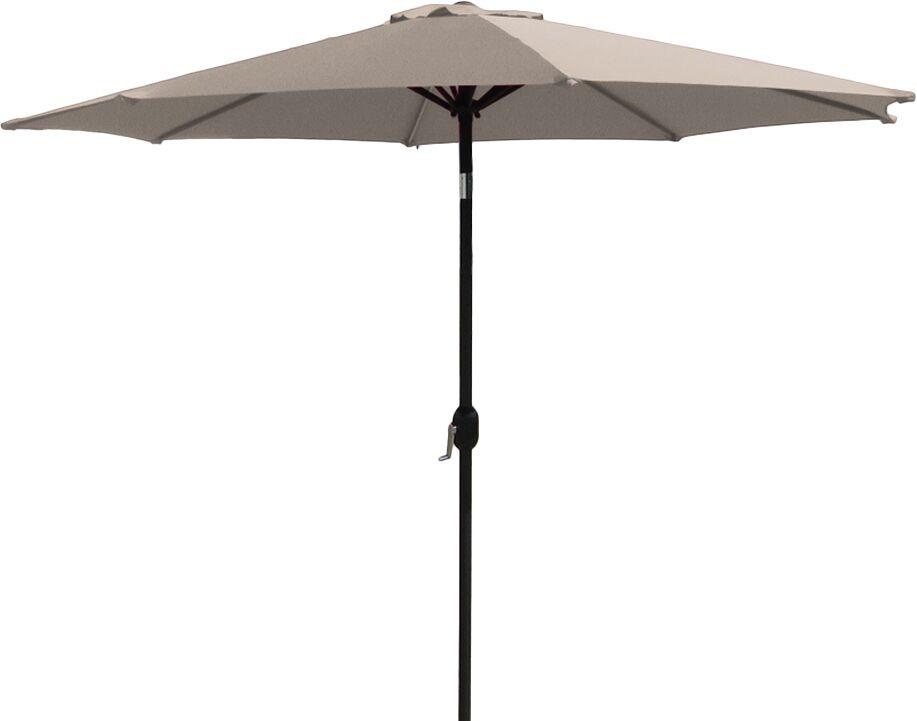 Hobkirk 11' Market Umbrella Fabric: Tan