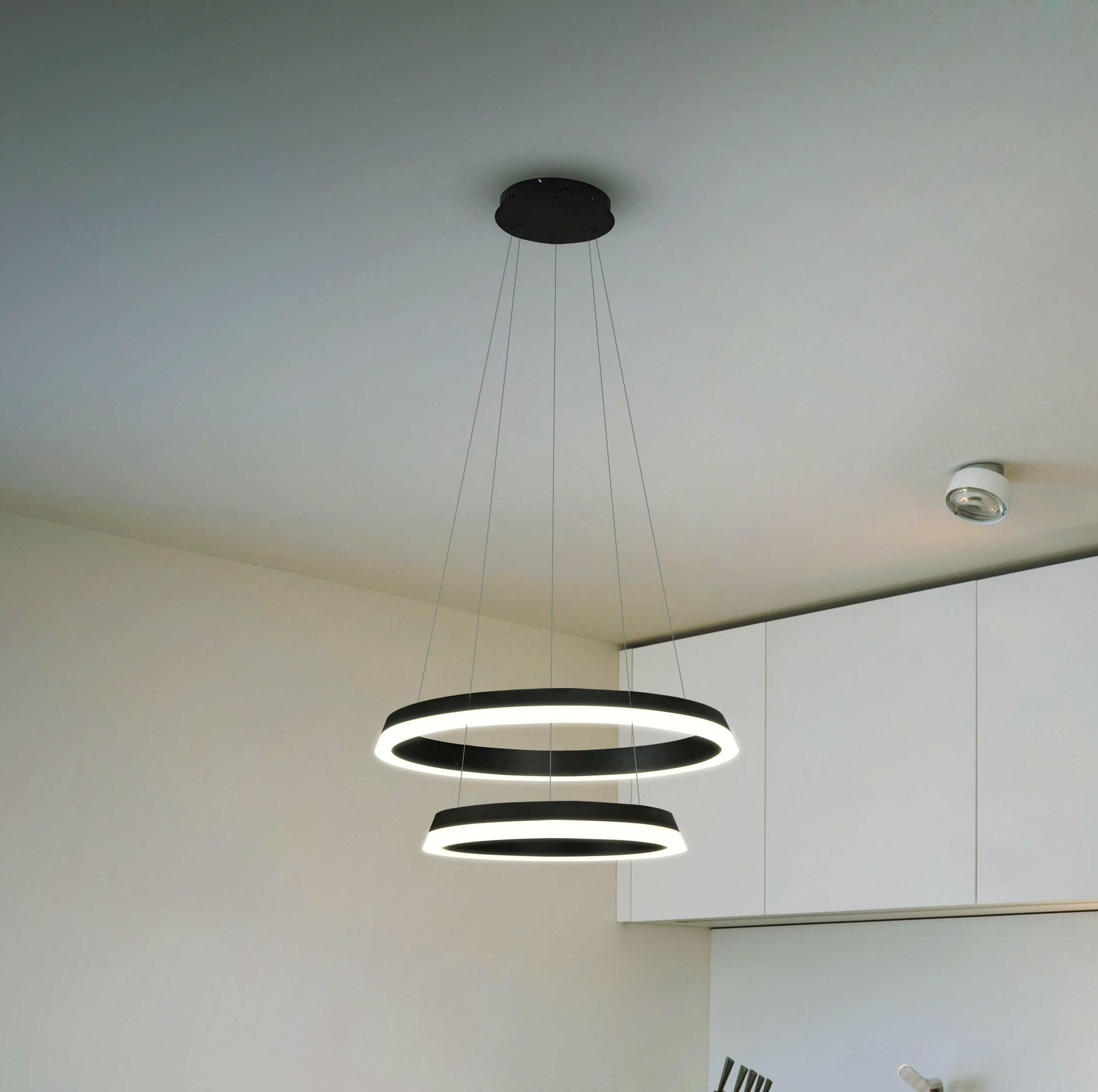 Colindale WiFi-Enab LED  Chandelier