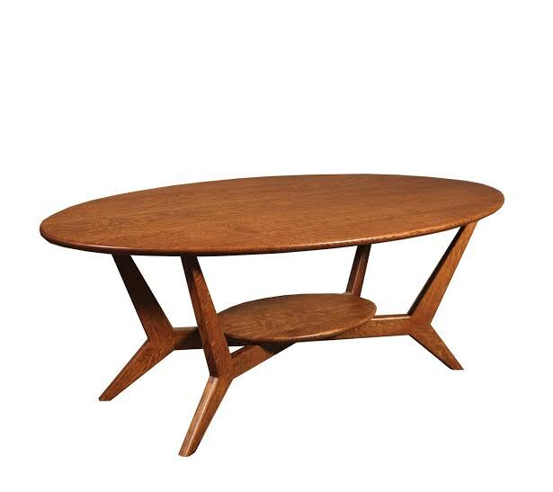 Coffee Table Color: Quartersawn White Oak