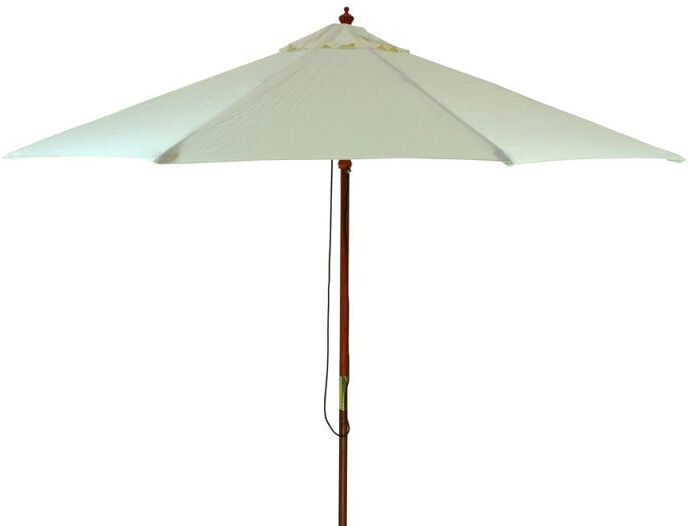 9.5' Market Umbrella Color: Natural
