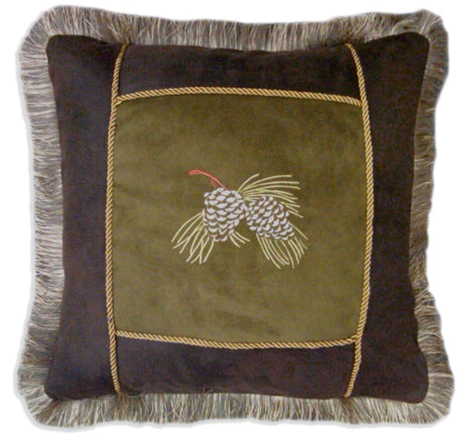 Hodges Pinecone Throw Pillow