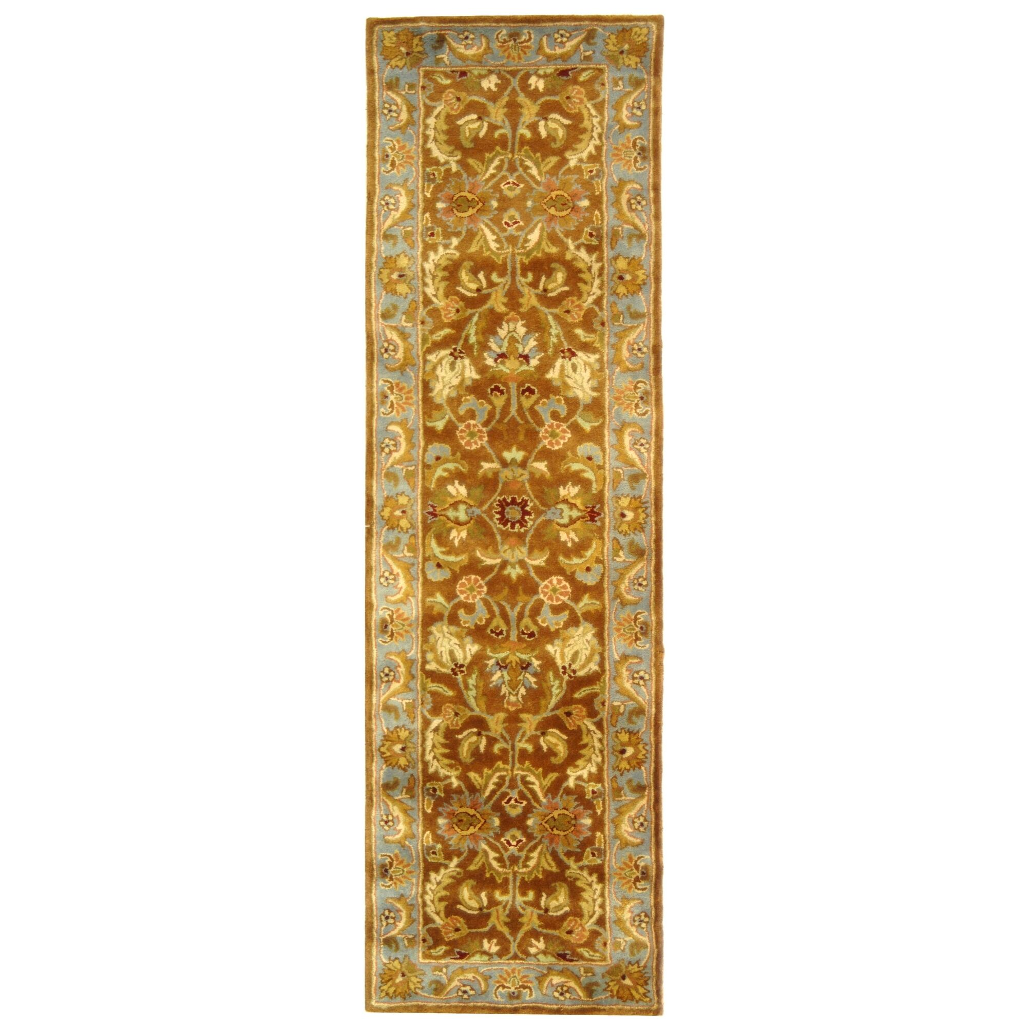 Taylor Brown  Tufted Wool Area Rug Rug Size: Runner 2'3