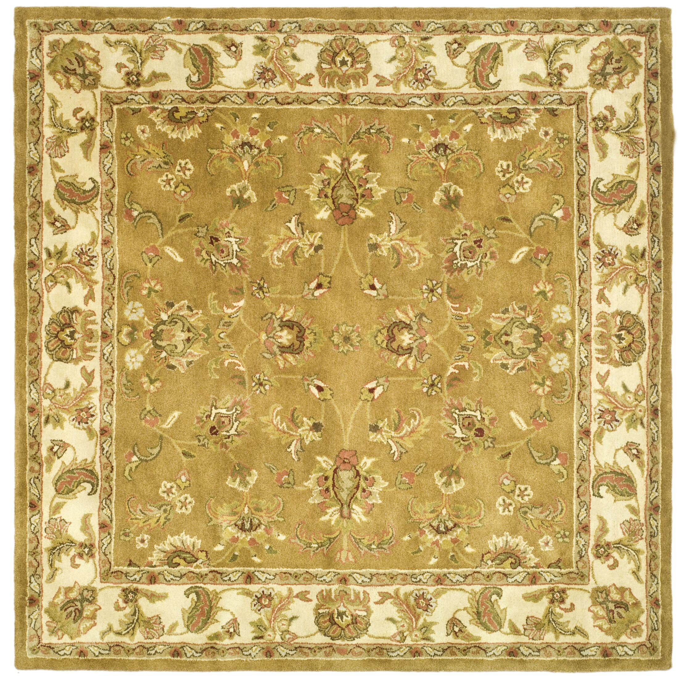 Taylor Green Area Rug Rug Size: Square 6'