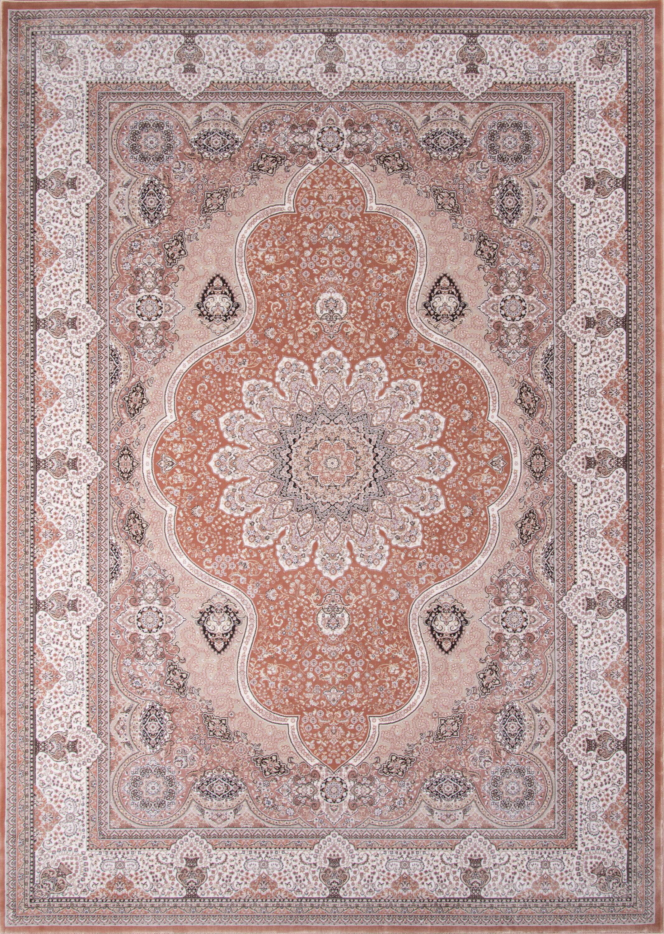 Ponton Rose Area Rug Rug Size: Rectangle 8' x 11'2
