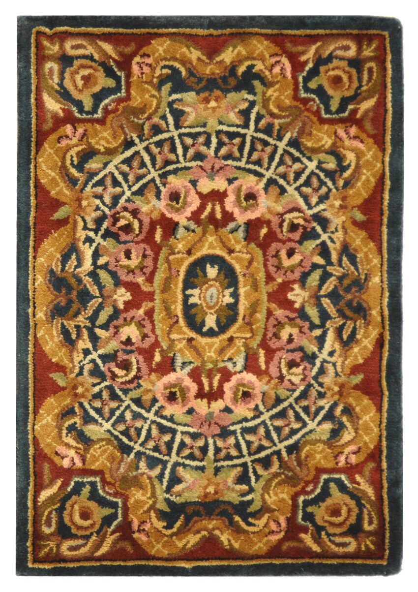 Berezinsky Wool Rug Rug Size: Rectangle 9'6