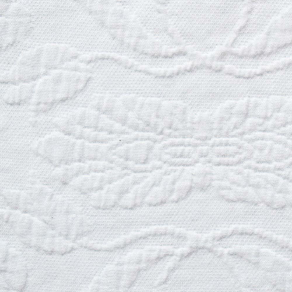 Erich Pillow Sham Size: Standard, Color: White