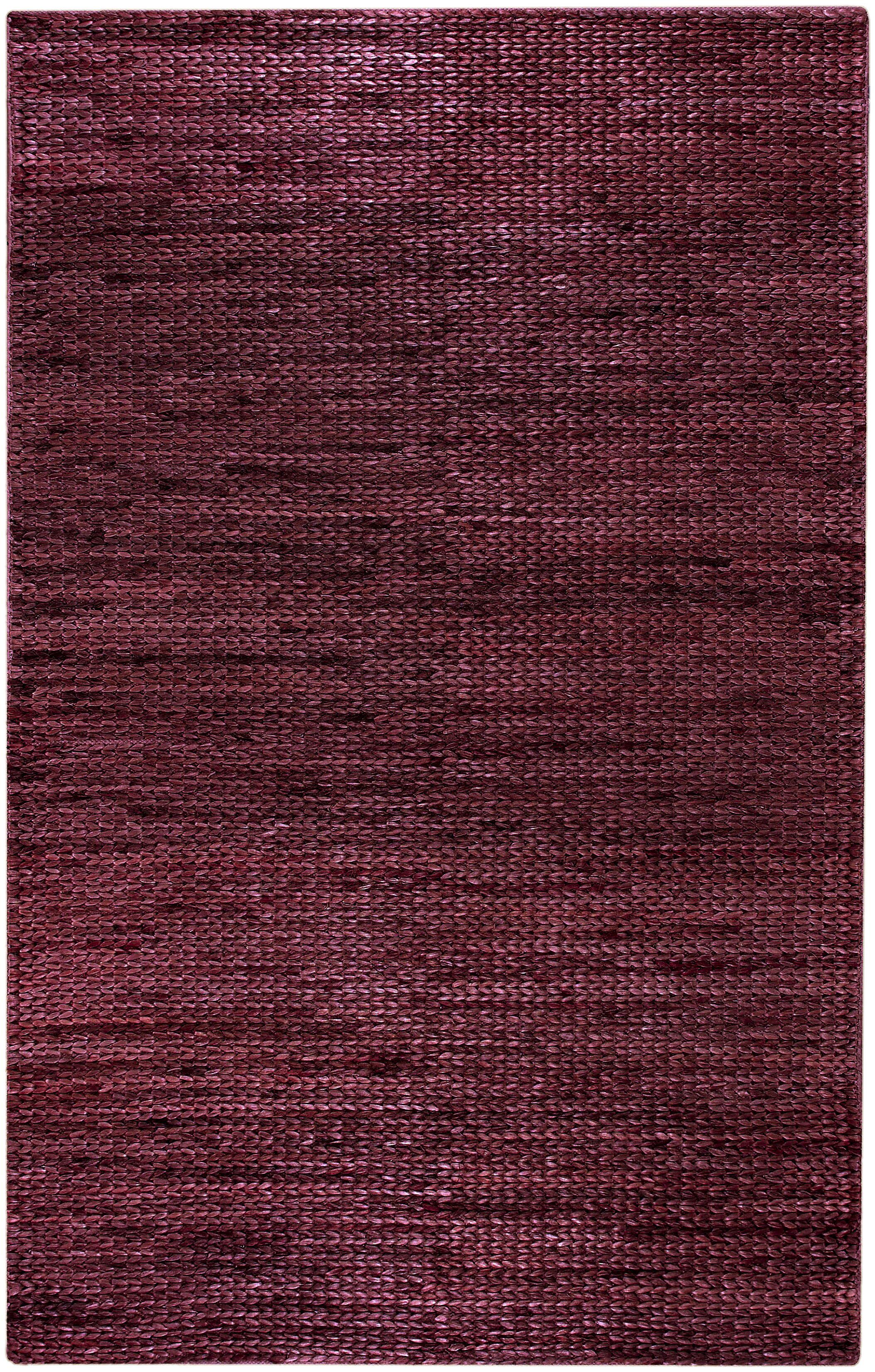 Tai Burgundy Area Rug Rug Size: Rectangle 5' x 8'