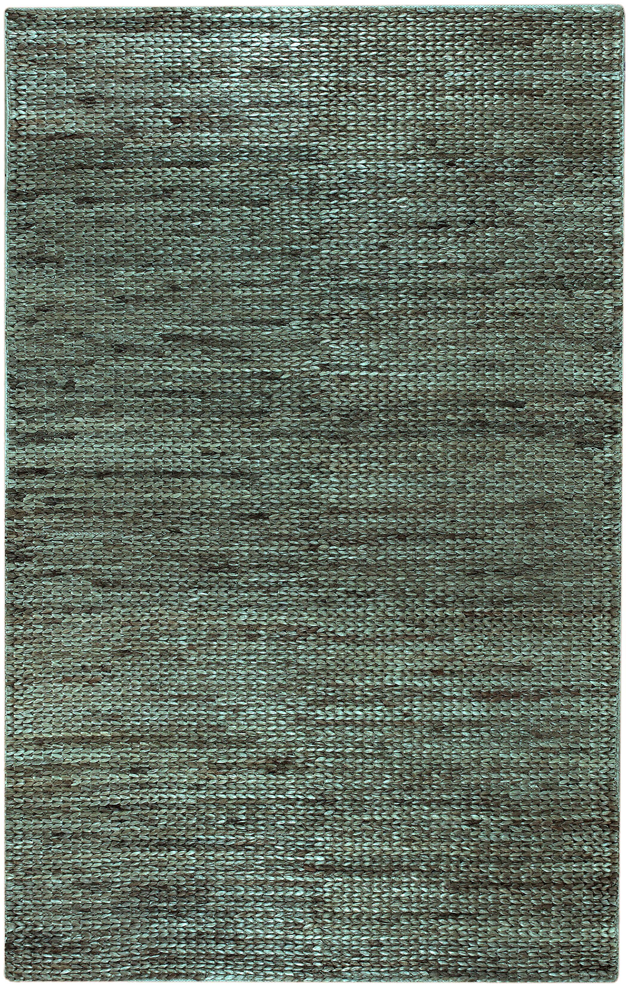 Tai Hand-Woven Moss Area Rug Rug Size: Rectangle 8' x 11'