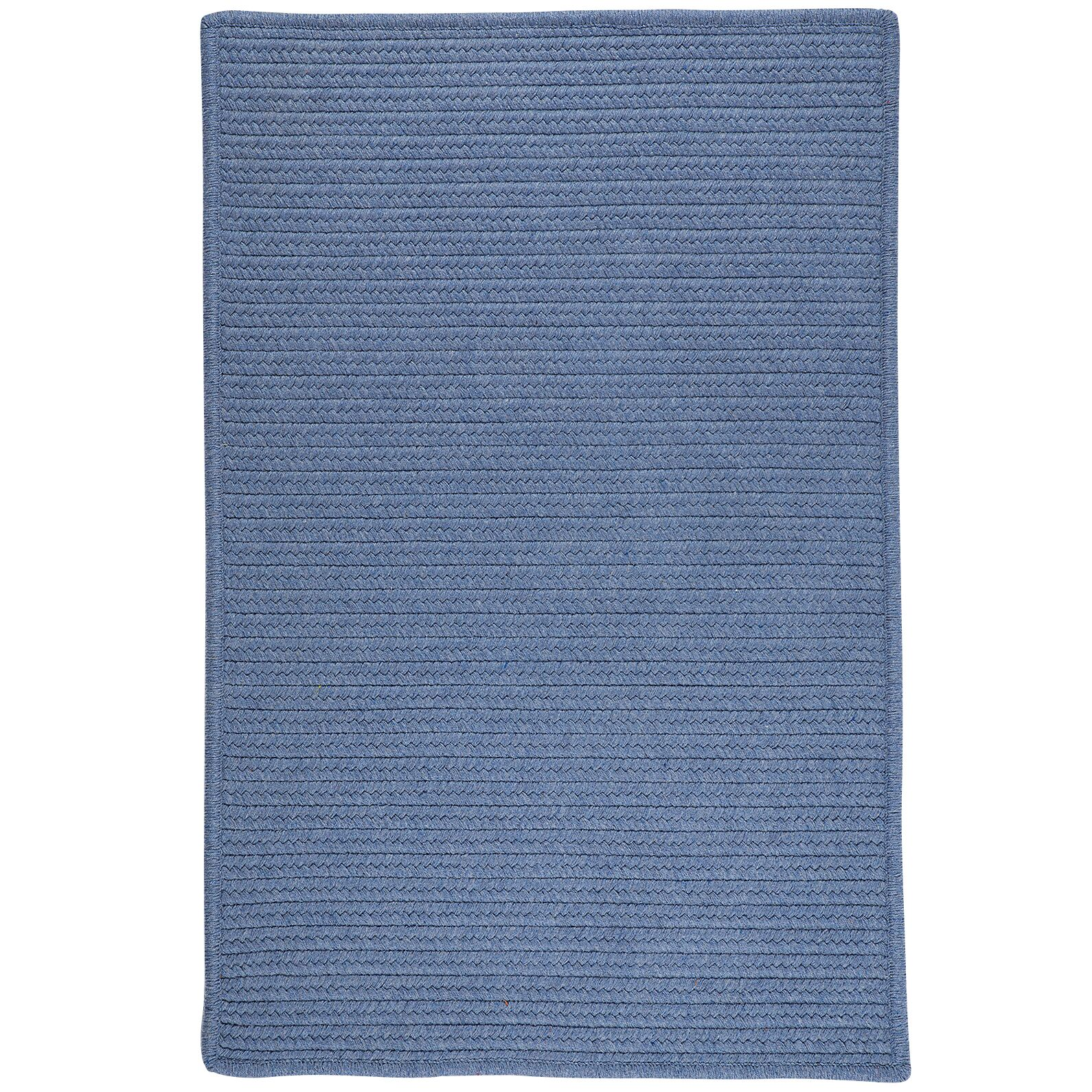 Hopseed Hand-Woven Blue Indoor/Outdoor Area Rug Rug Size: 8' x 10'