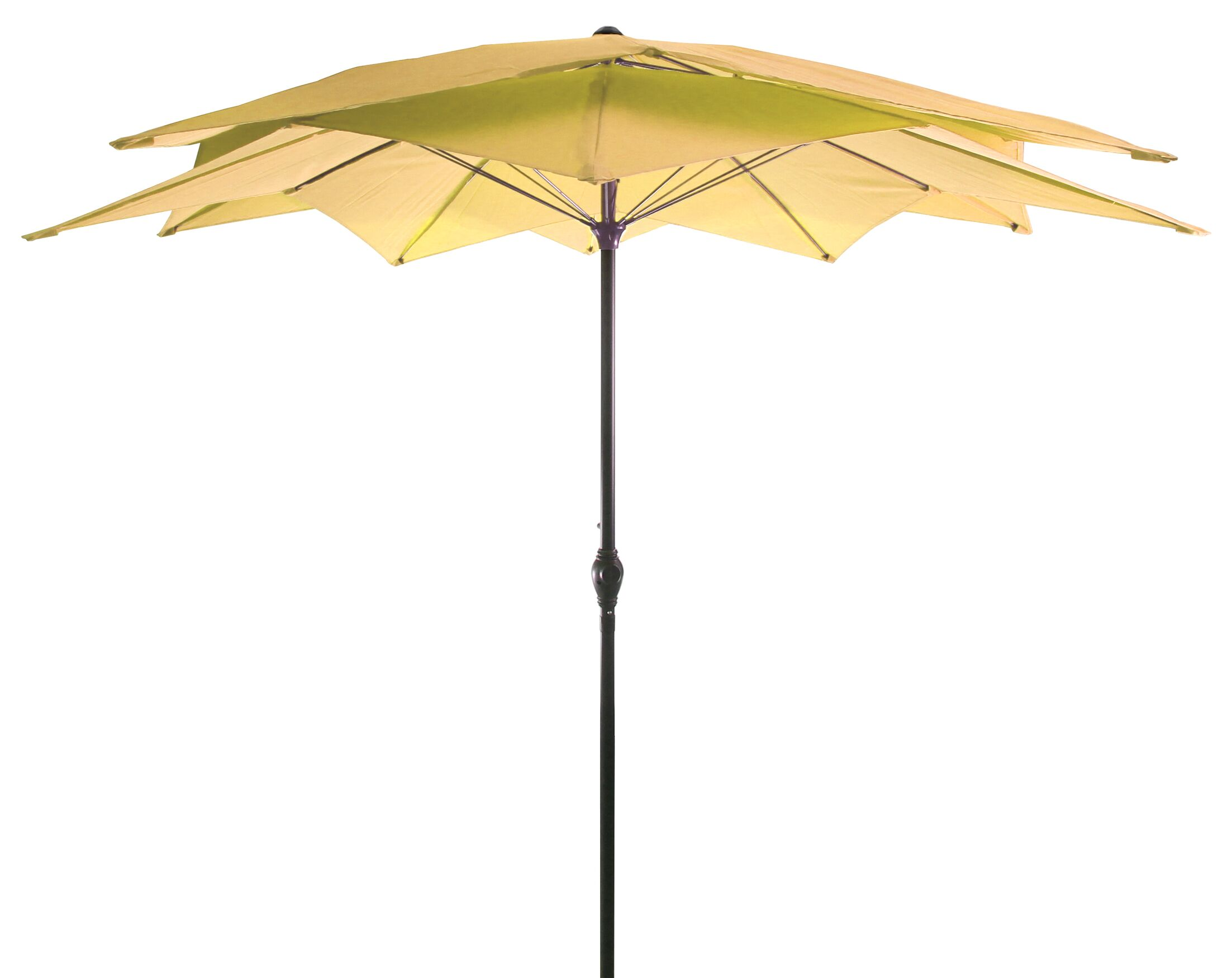 Eastham 8.5' Market Umbrella Color: Canary