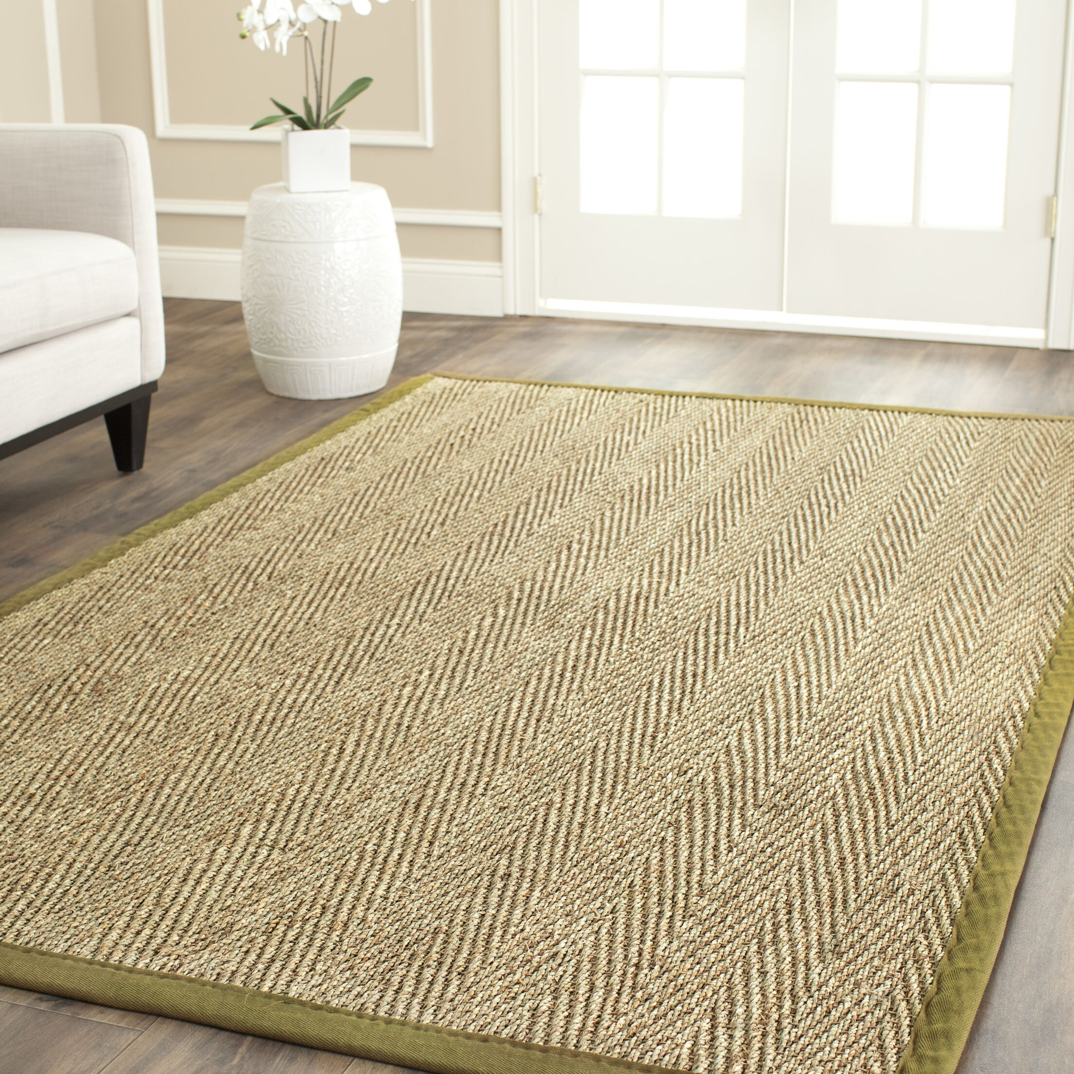 Greene Traditional Brown Area Rug Rug Size: Rectangle 6' x 9'