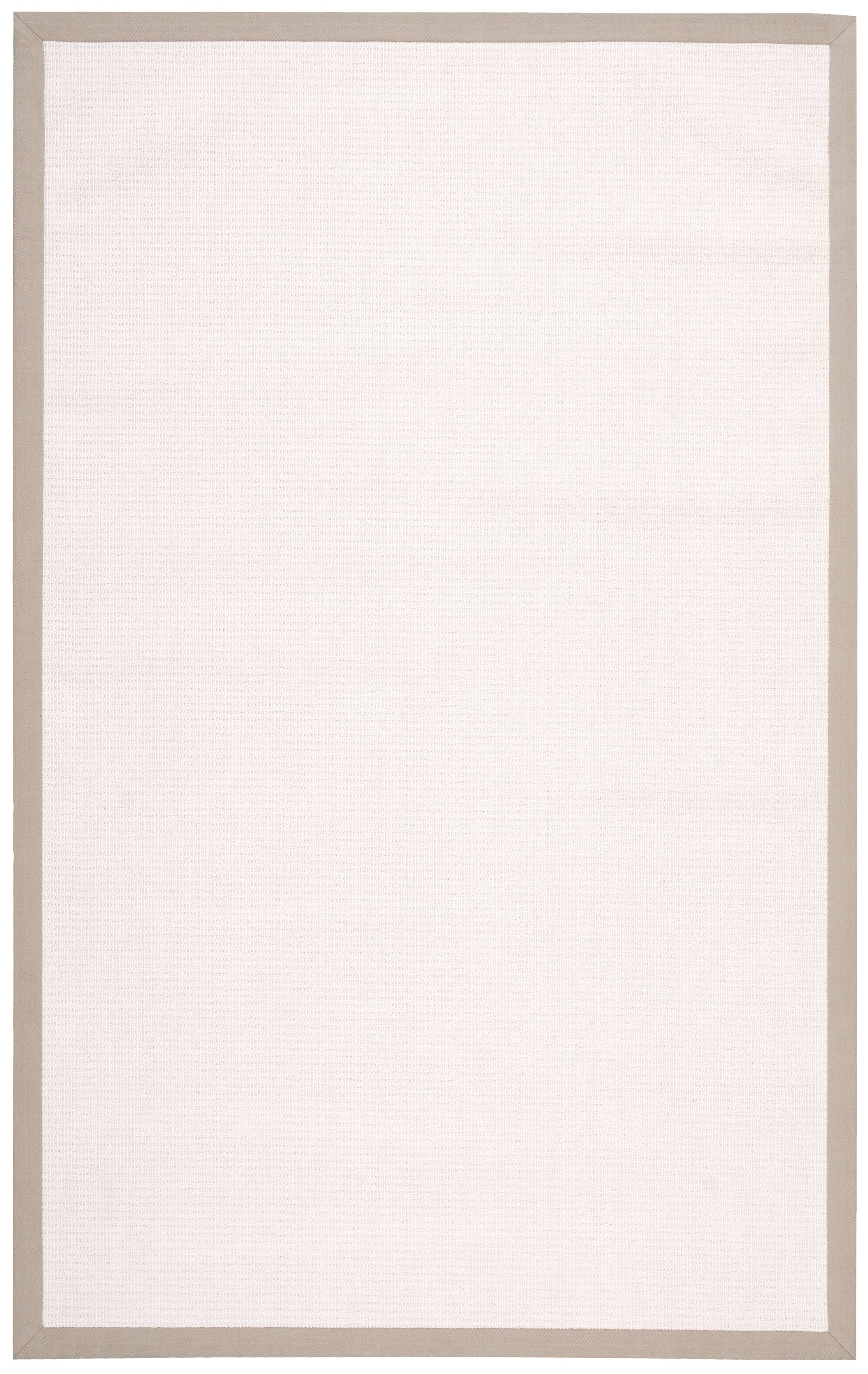 Newland Blanc Area Rug Rug Size: Rectangle 9' x 13'2