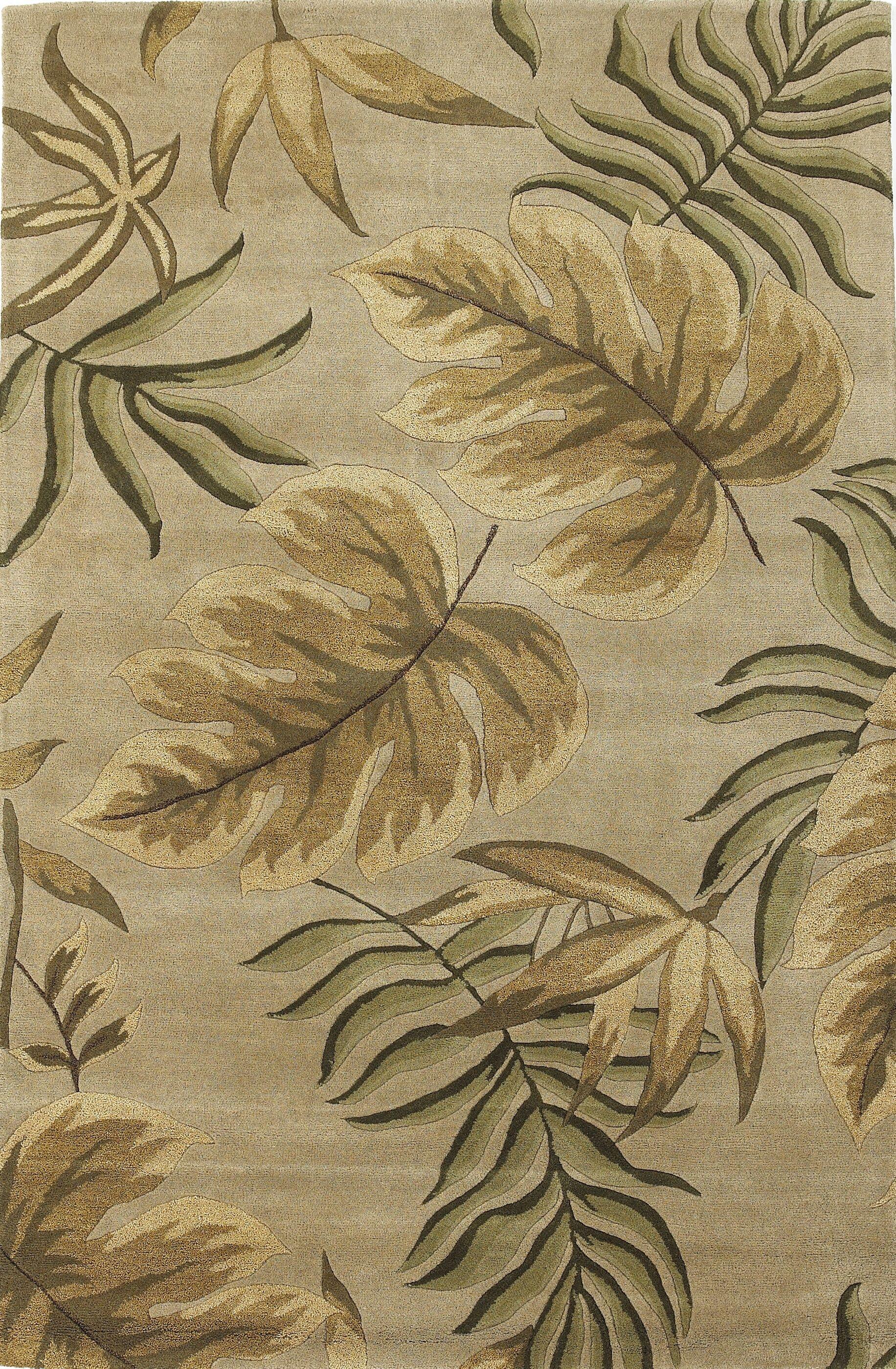 South Sand Fauna Area Rug Rug Size: Rectangle 8' x 10'6