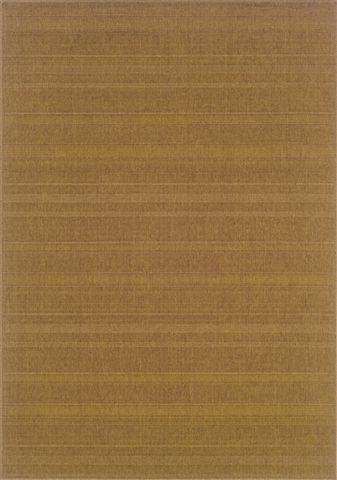 Goldenrod Tan Indoor/Outdoor Area Rug Rug Size: Rectangle 8'6