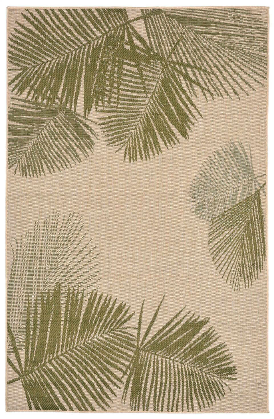 Cecile Natural Indoor/Outdoor Area Rug Rug Size: Rectangle 7'10