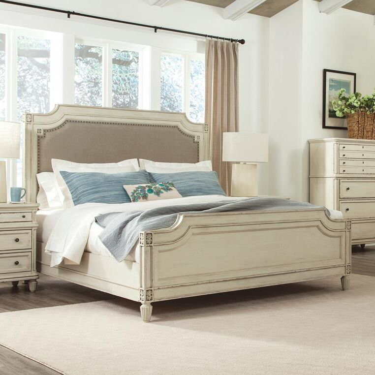 Waverley Carved Configurable Bedroom Set