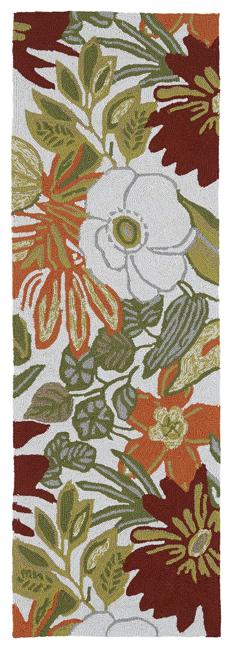 Jamaica Tufted Indoor/Outdoor Area Rug Rug Size: Rectangle 5' x 7'6