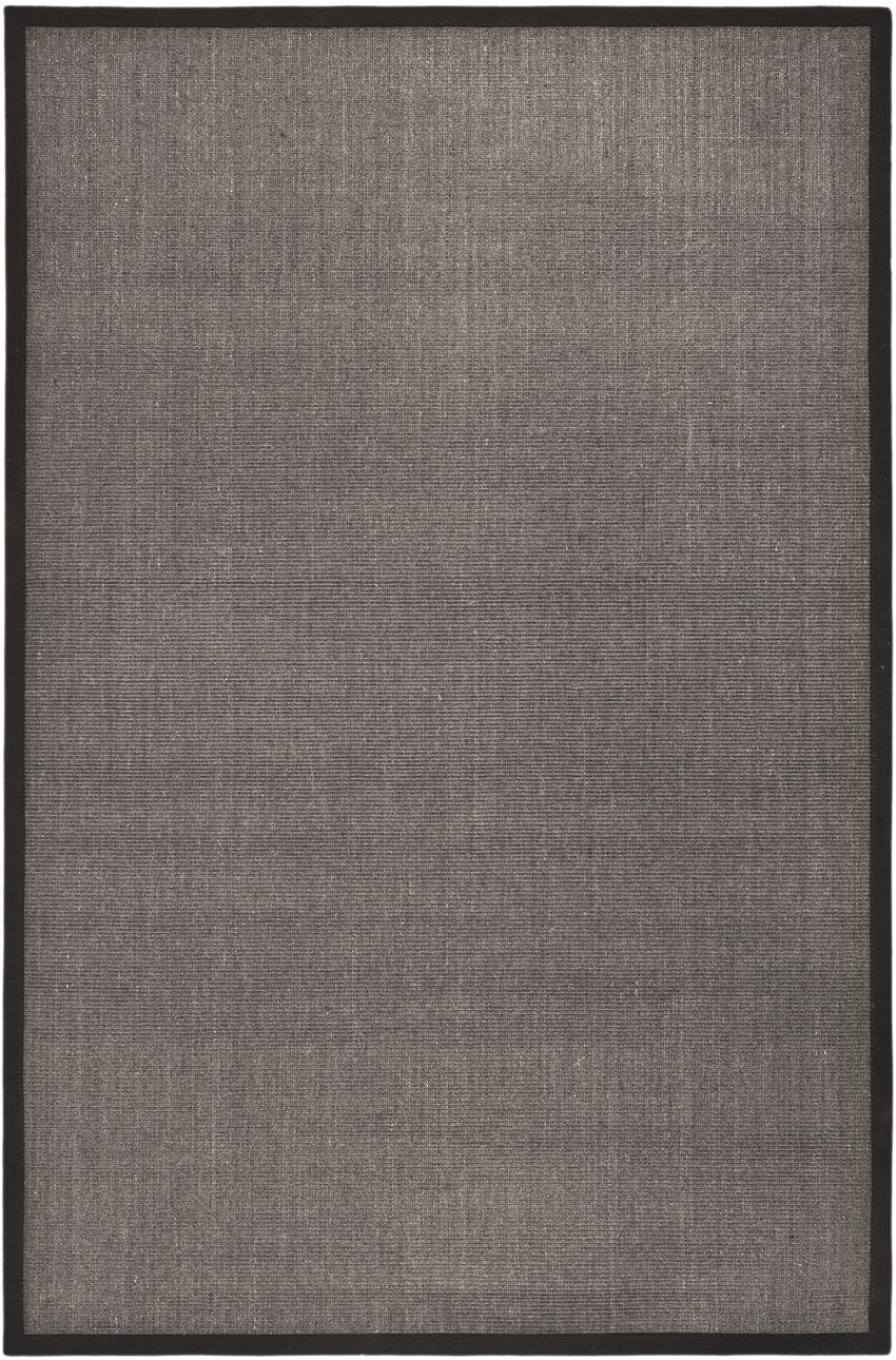 Liviana Charcoal Area Rug Rug Size: Rectangle 9' x 12'