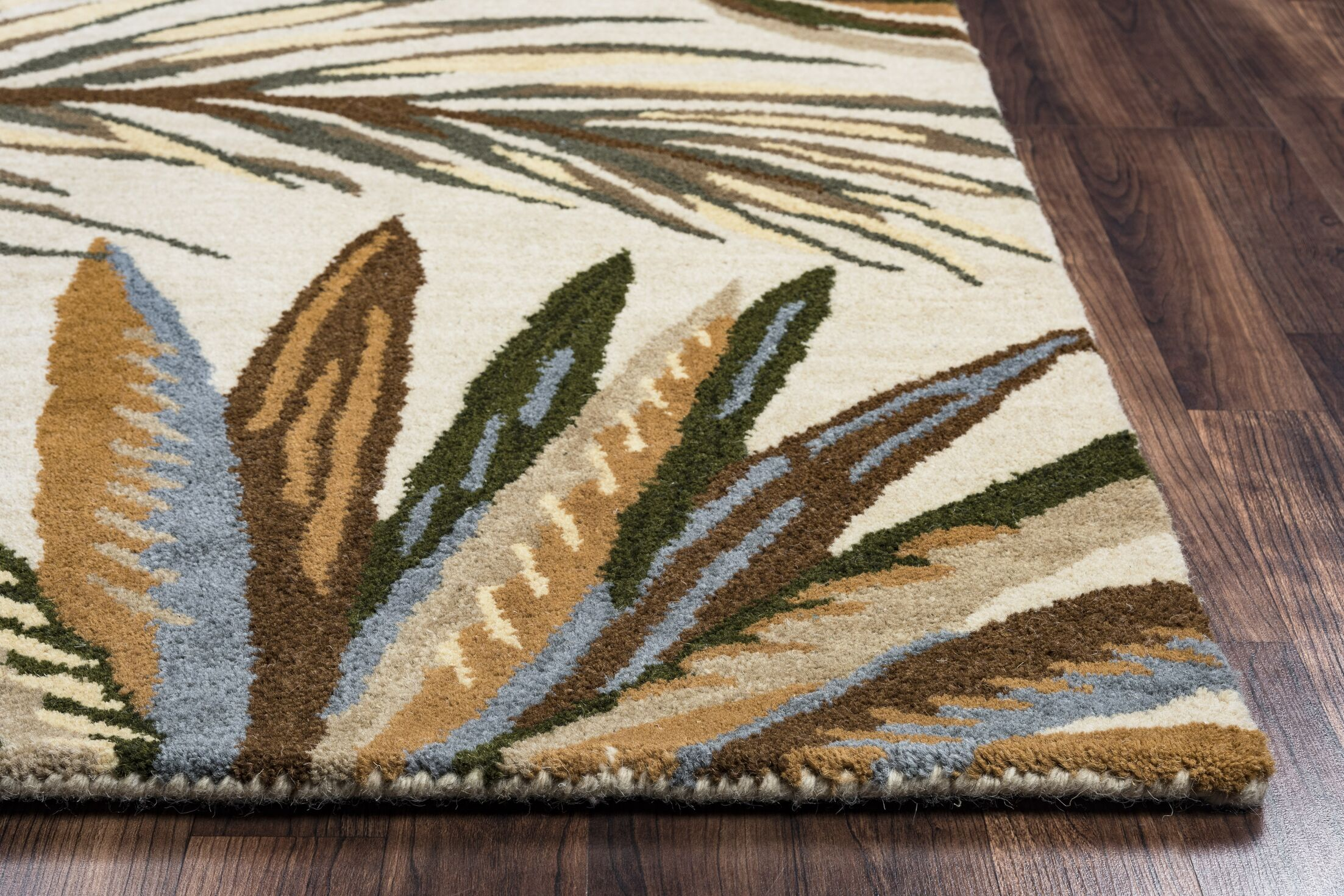 Minnie Hand-Tufted Area Rug Rug Size: Runner 2'6