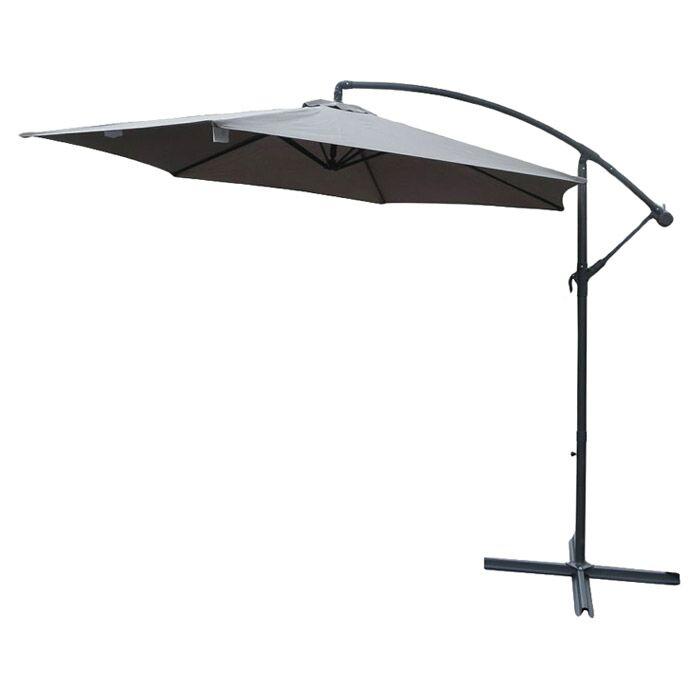 Alyssa 10' Cantilever Umbrella Fabric: Sand