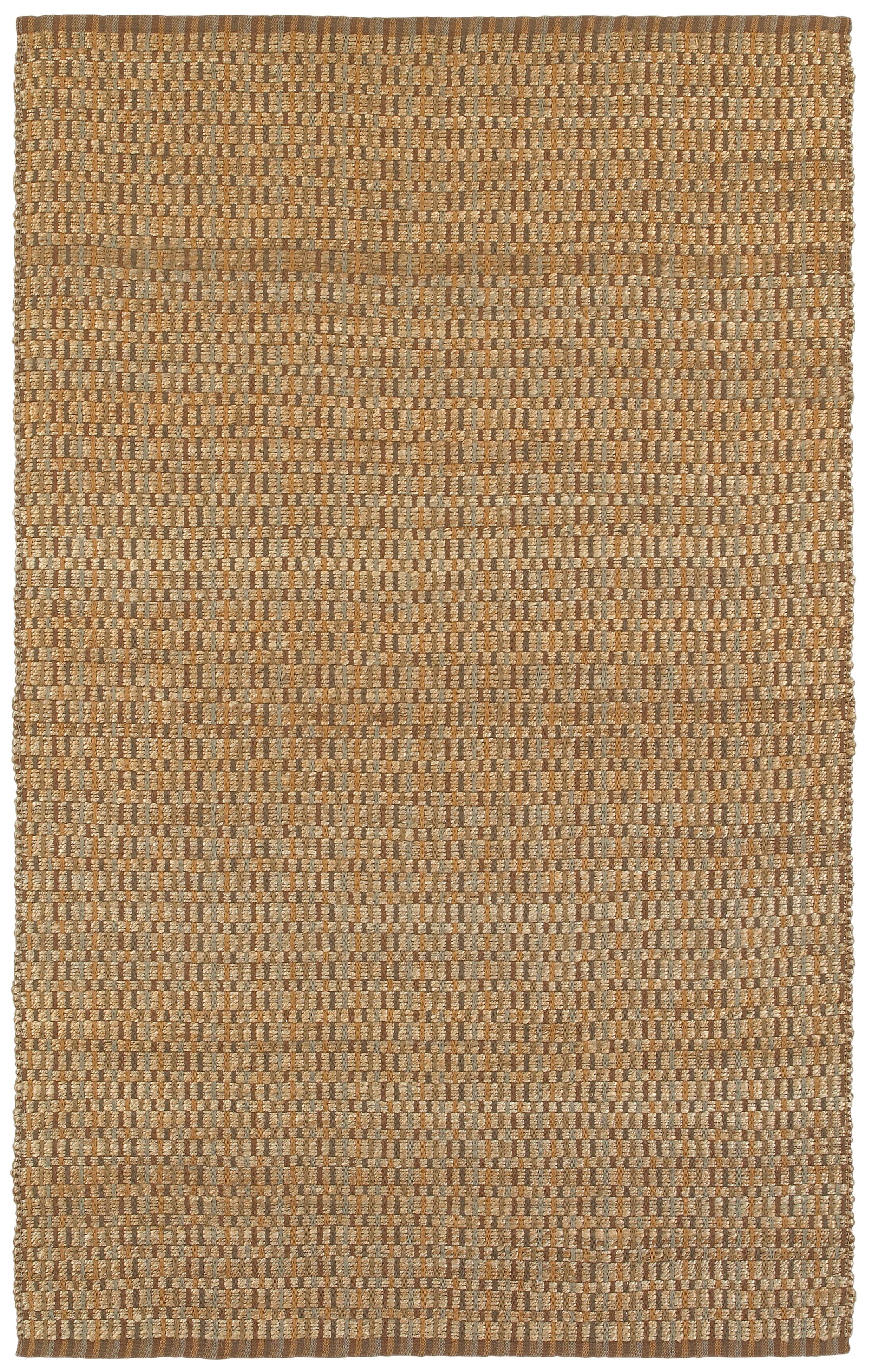 Abbotsford Hand-Woven Natural Area Rug Rug Size: Rectangle 5' x 7'9