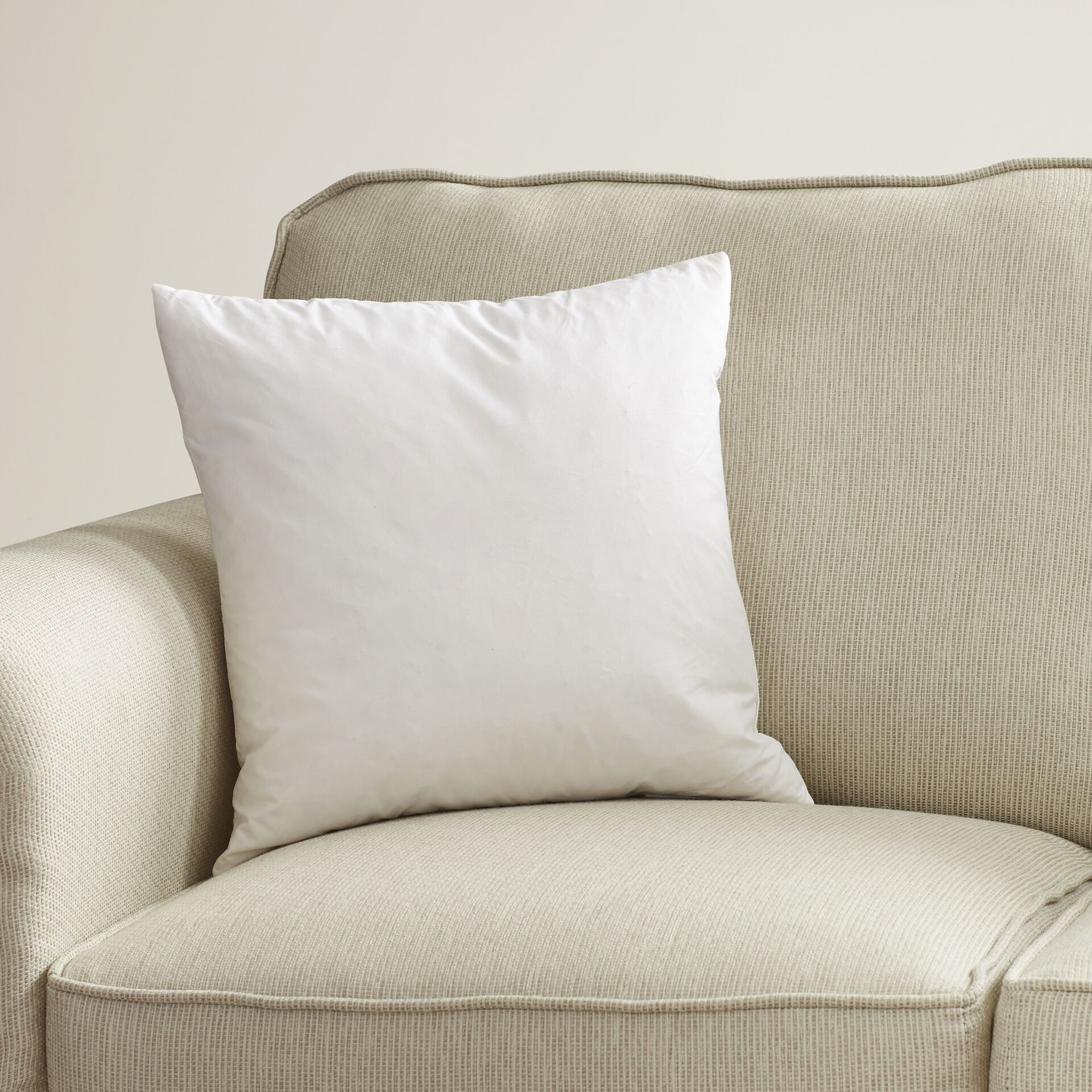 Square Pillow Insert Size: 14