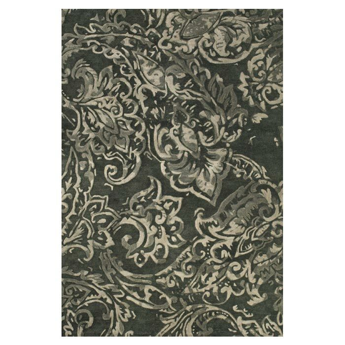 Barrell Gray/Multi Area Rug Rug Size: Rectangle 8' x 11'