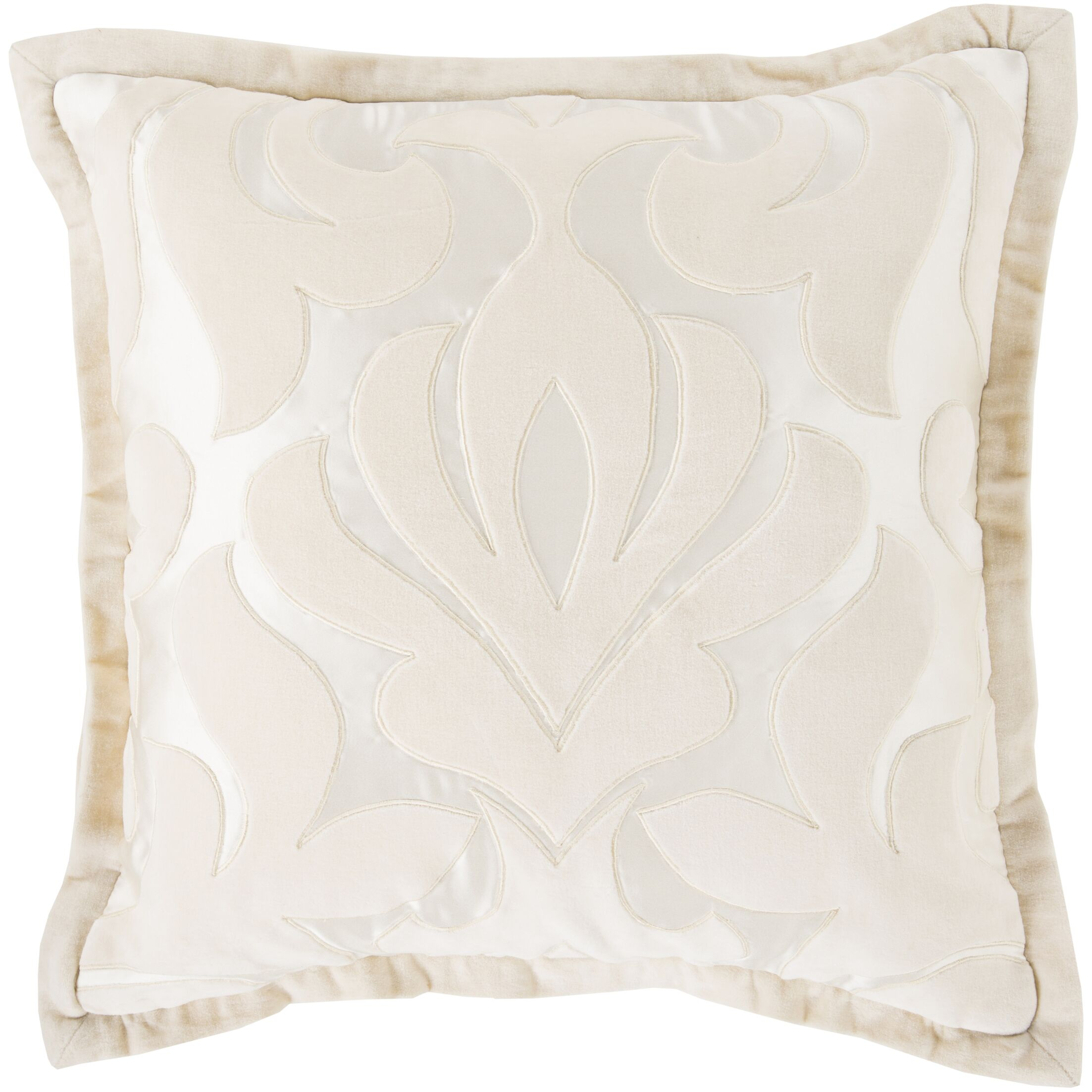 Bayly Throw Pillow Cover Size: 20
