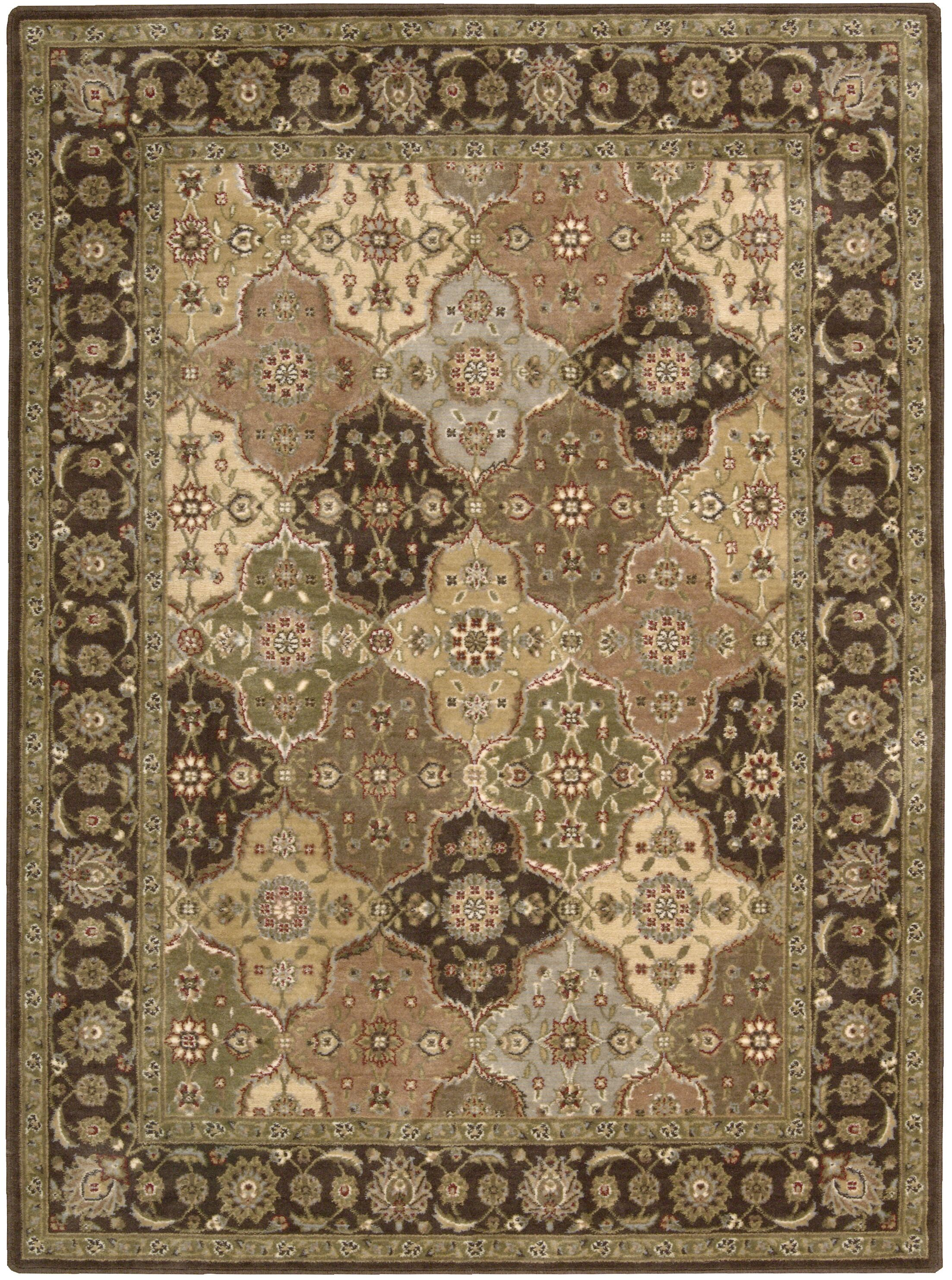 Chalda Hand-Woven Red/Beige Area Rug Rug Size: Rectangle 9'6