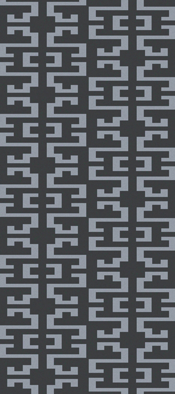 Bart Charcoal/Gray Area Rug Rug Size: Runner 2'6