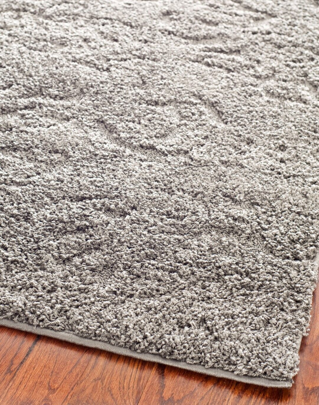 Steephill Gray/Beige Area Rug Rug Size: Rectangle 8' x 10'