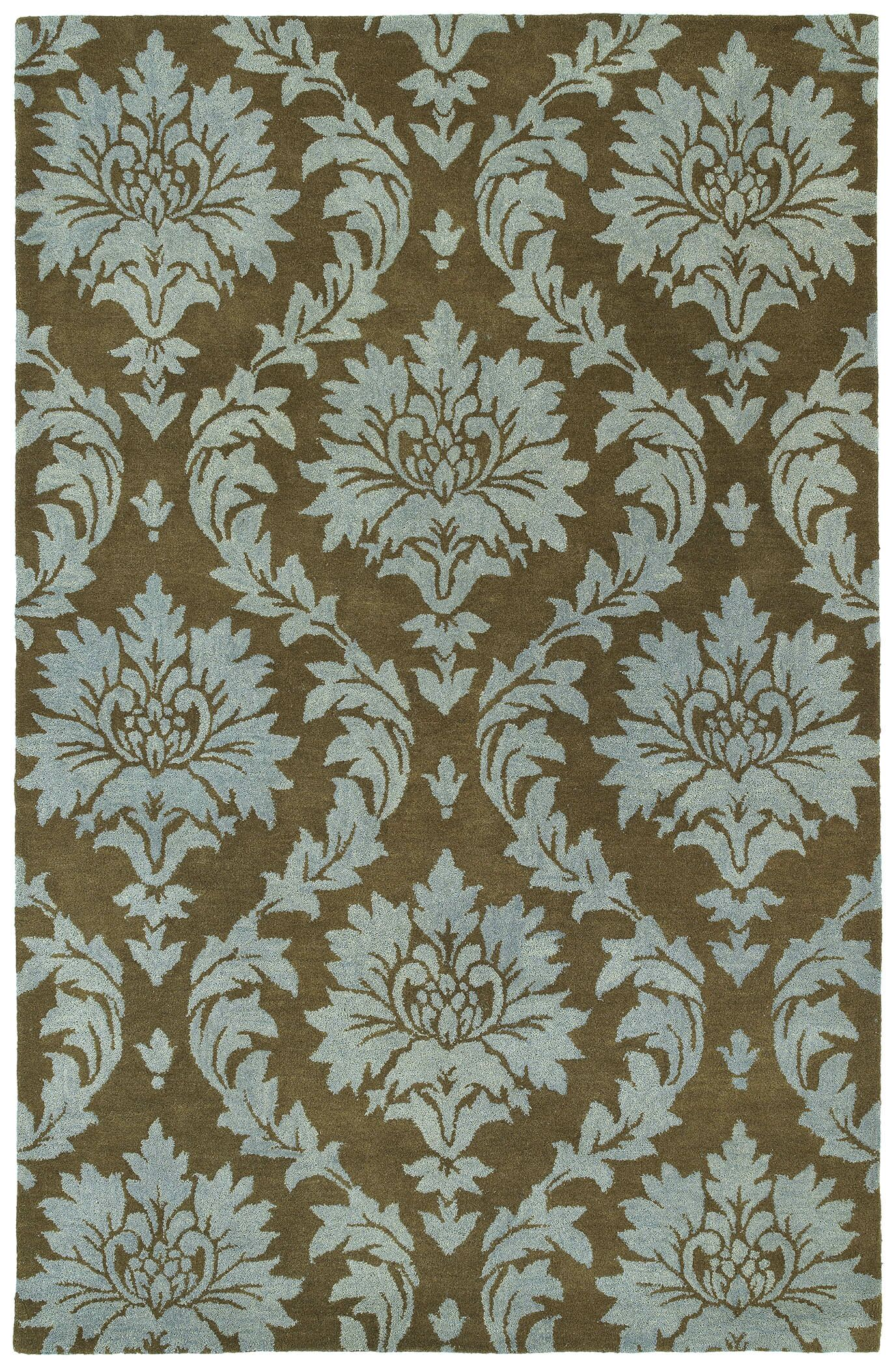 Drewery Spa Area Rug Rug Size: Rectangle 9'6