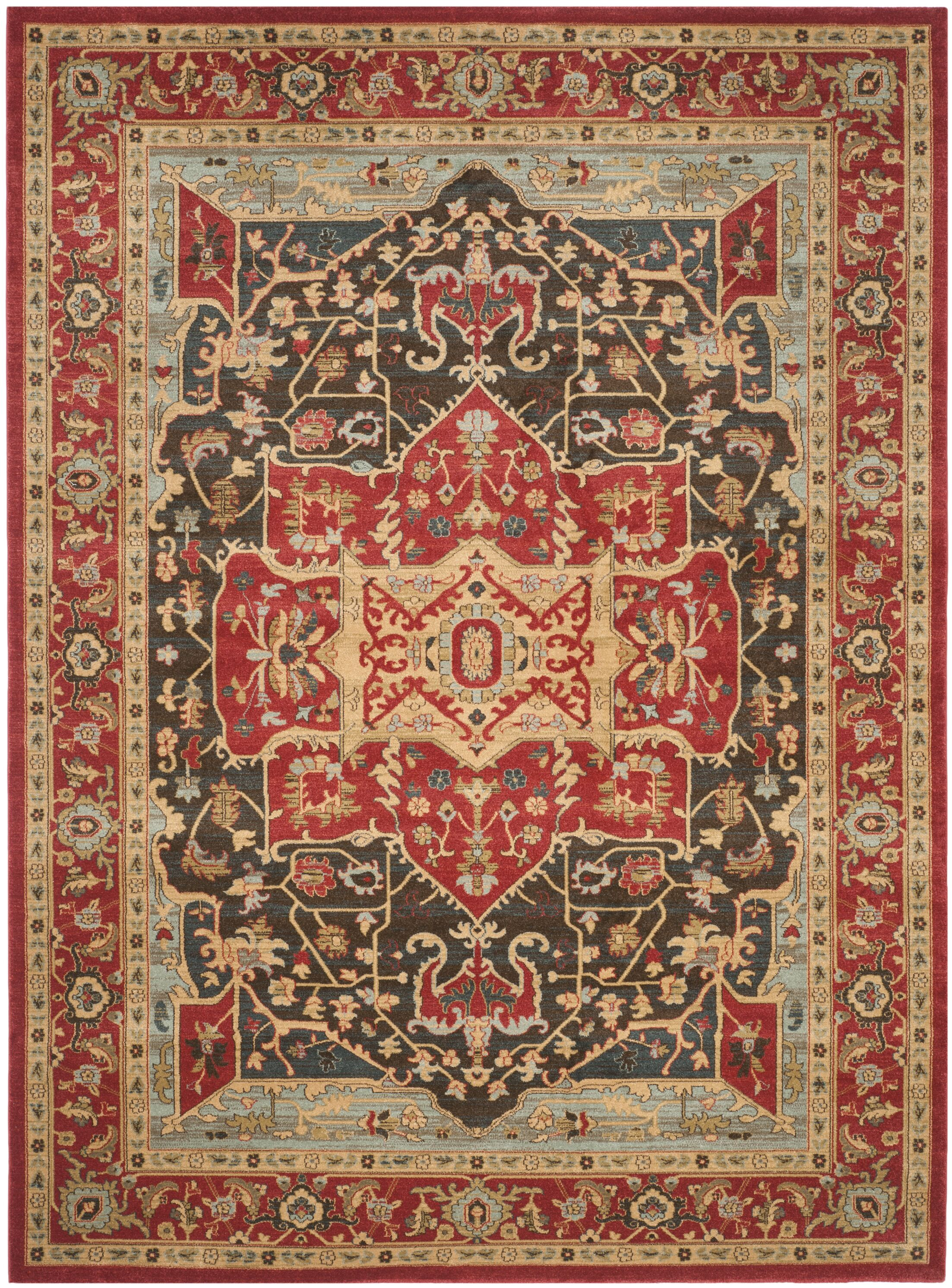 Pennypacker Area Rug Rug Size: Rectangle 8' x 11'
