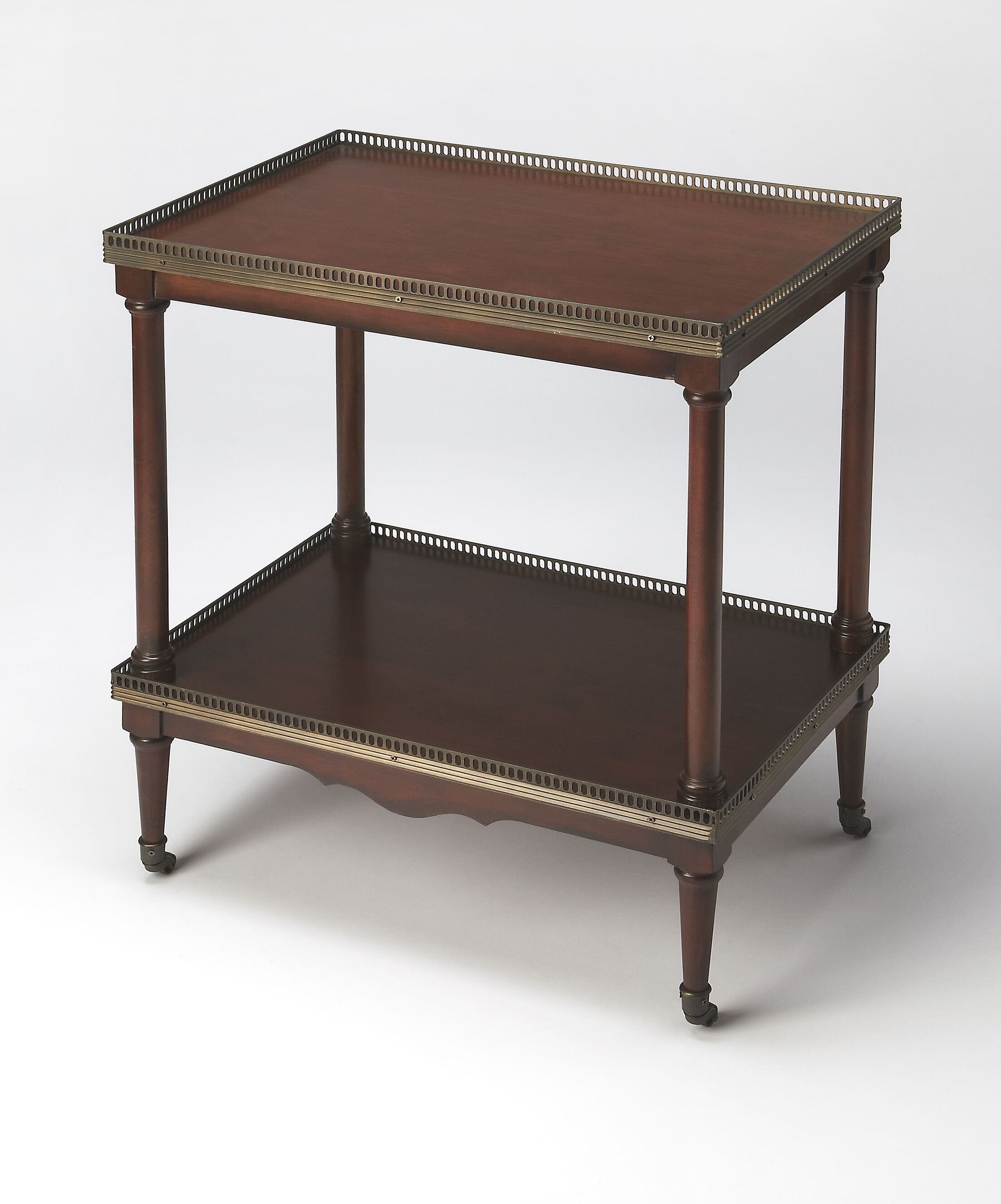 Gammon End Table