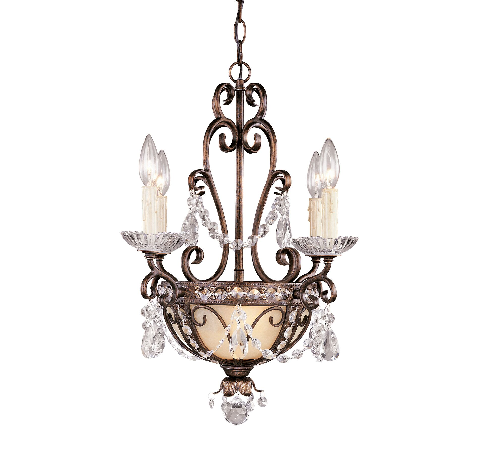 Heid 6-Light Candle Style Chandelier