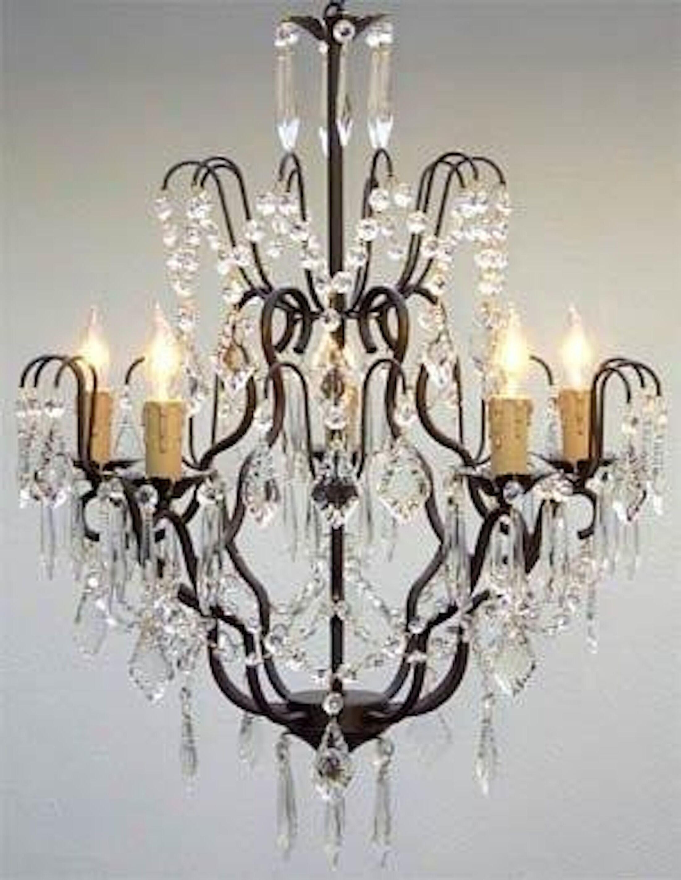 Alvan 5-Light Candle Style Chandelier