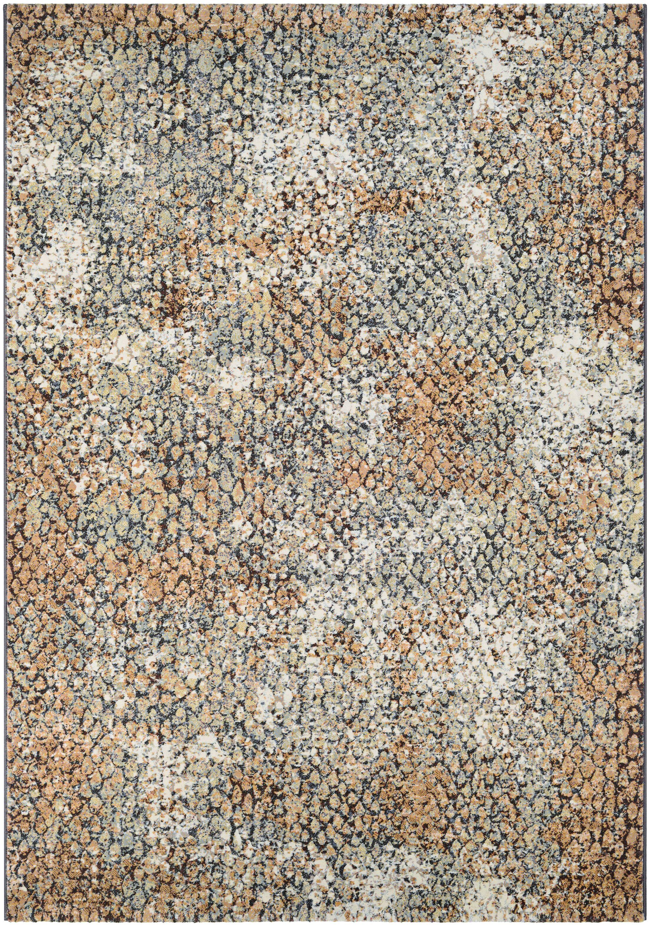 Scarlett Earthtones Area Rug Rug Size: Rectangle 3'11