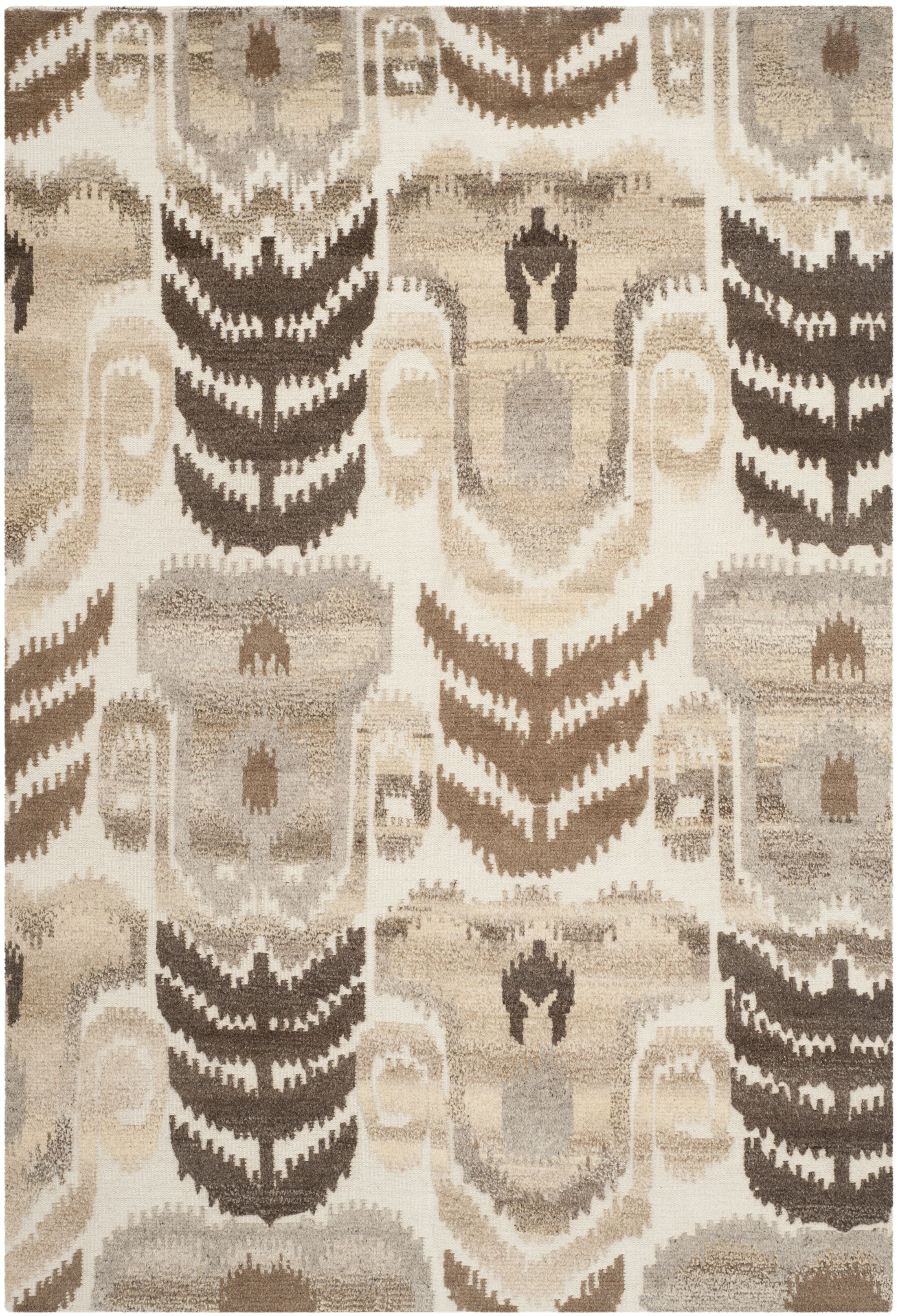 Gretta Natural Area Rug Rug Size: Rectangle 9' x 12'