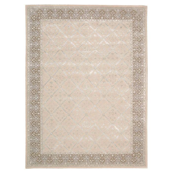 Veda Sand Area Rug Rug Size: Rectangle 7'6