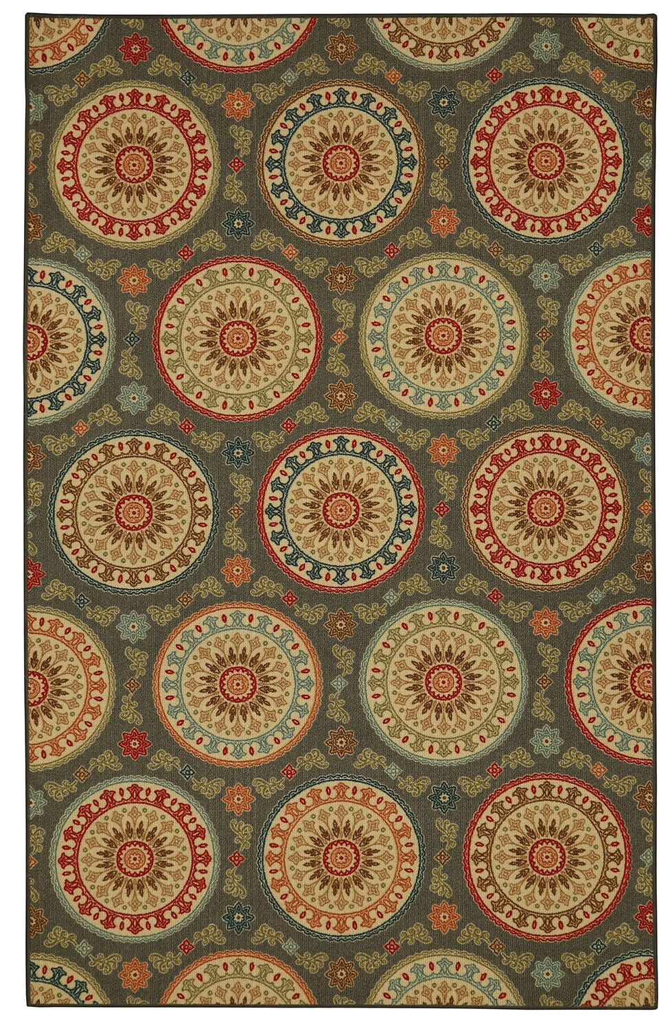 Taren Multi Area Rug Rug Size: Rectangle 7'6