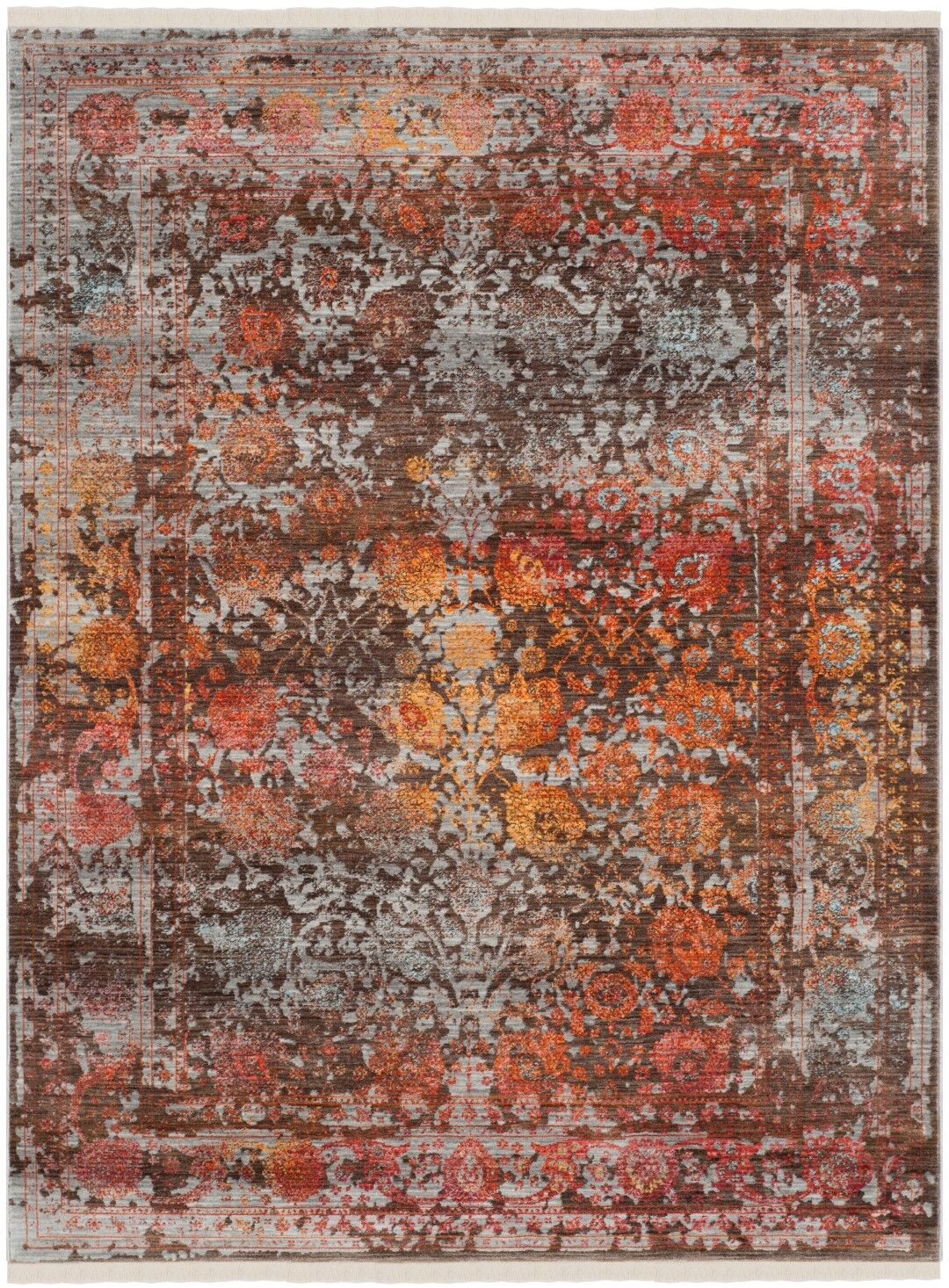 Alena Lake Area Rug Rug Size: Rectangle 9' x 11'7