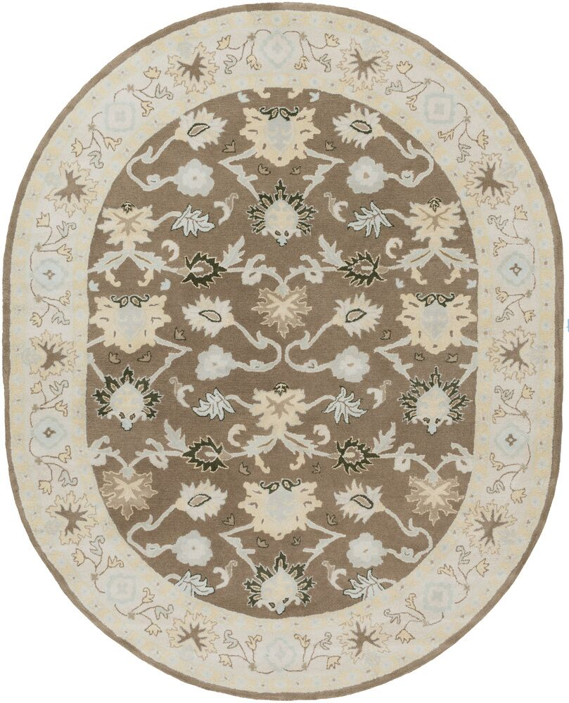 Keefer Gray Area Rug Rug Size: Rectangle 6' x 9'