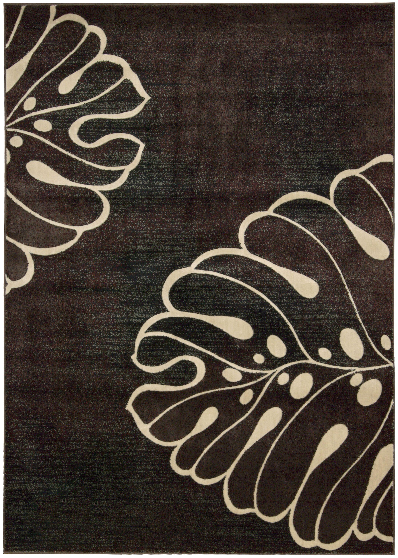 Garduno Brown/Tan Area Rug Rug Size: Rectangle 7'9