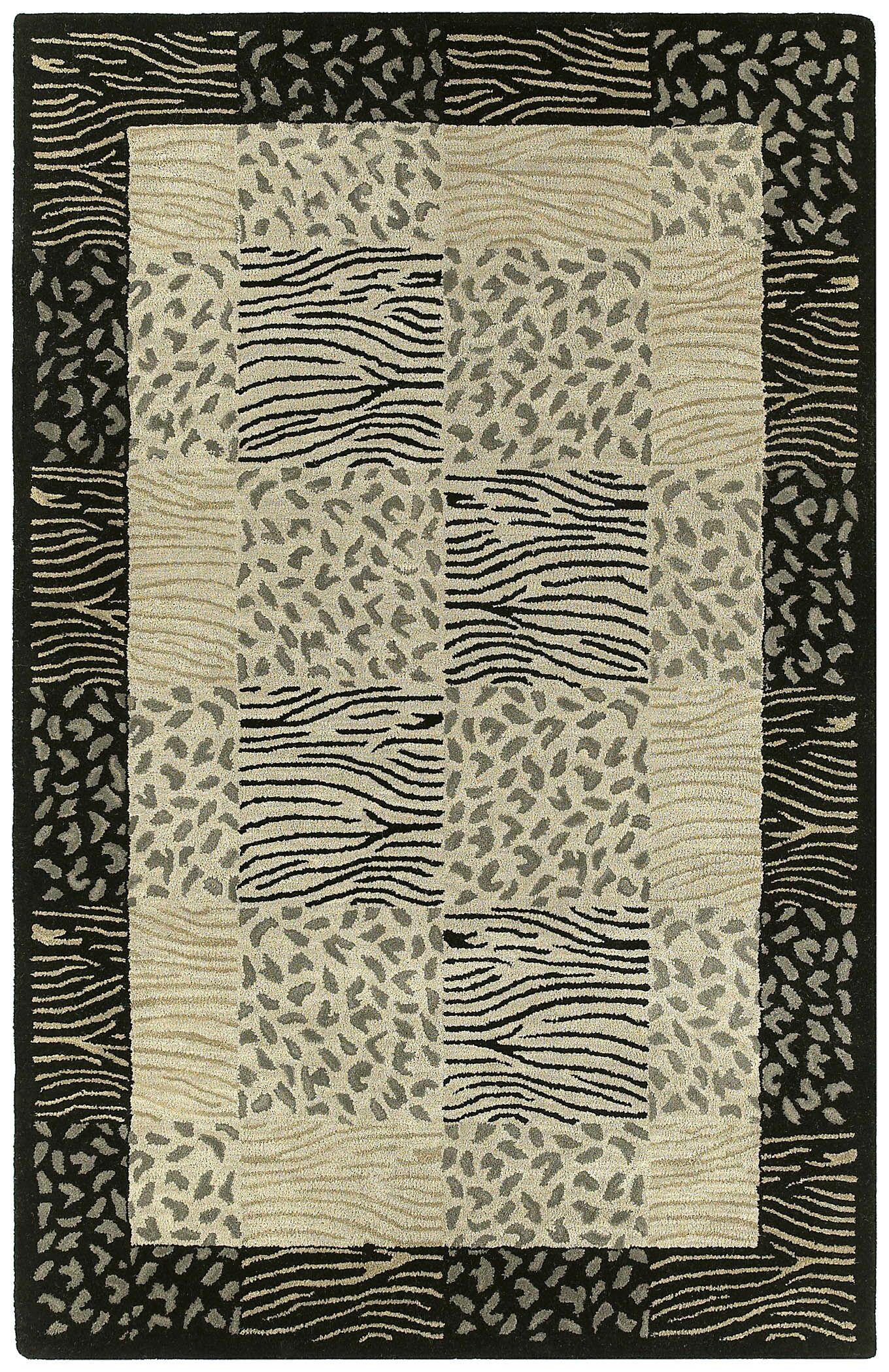 Fedna Linen Rug Rug Size: Rectangle 5' x 7'9