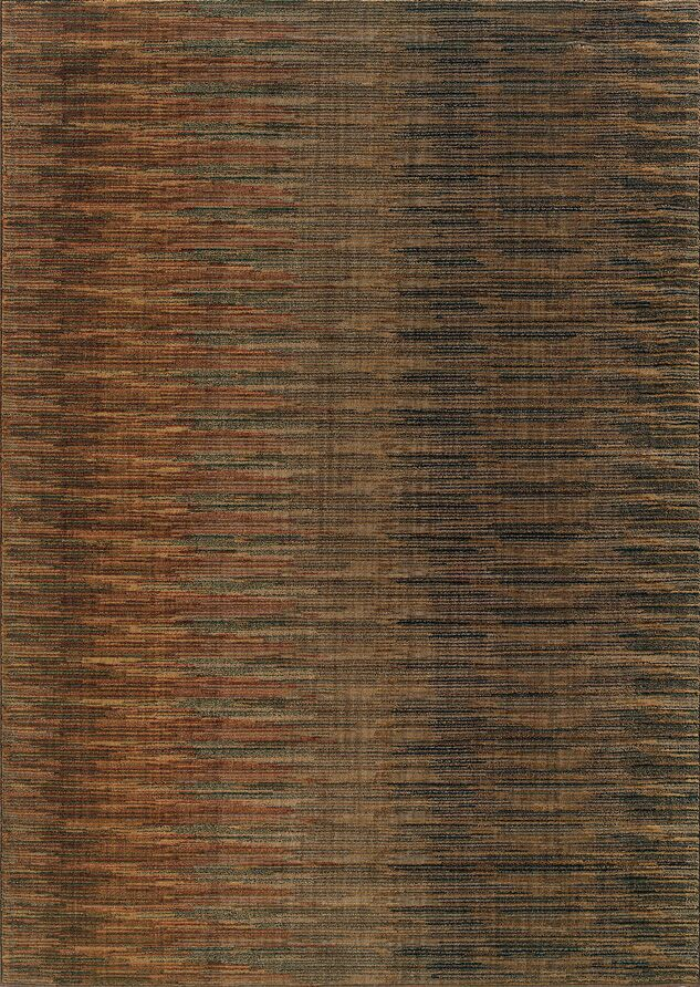 Johan Brown Area Rug Rug Size: Rectangle 7'8