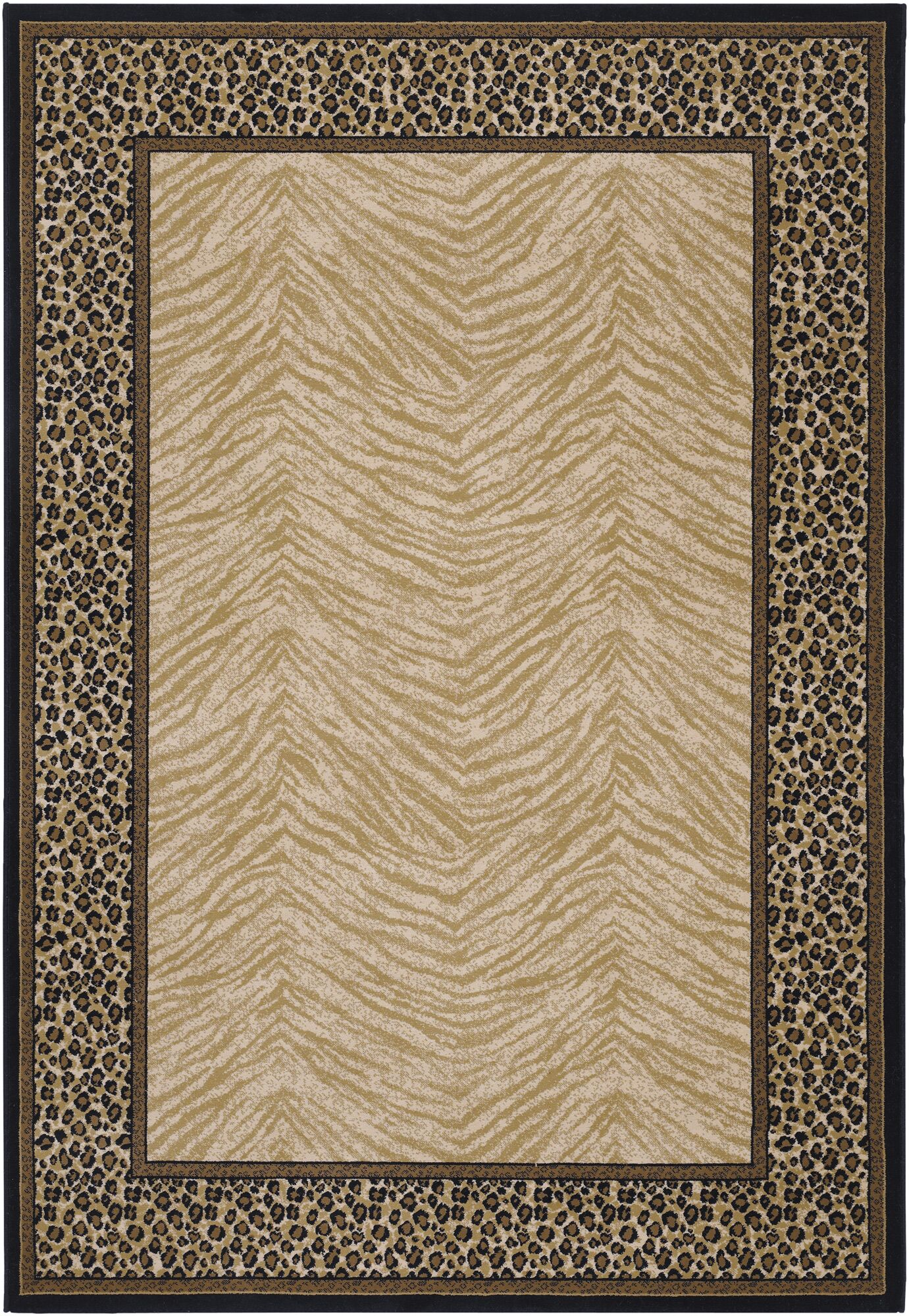 Judlaph Doeskin Area Rug Rug Size: Rectangle 9'2