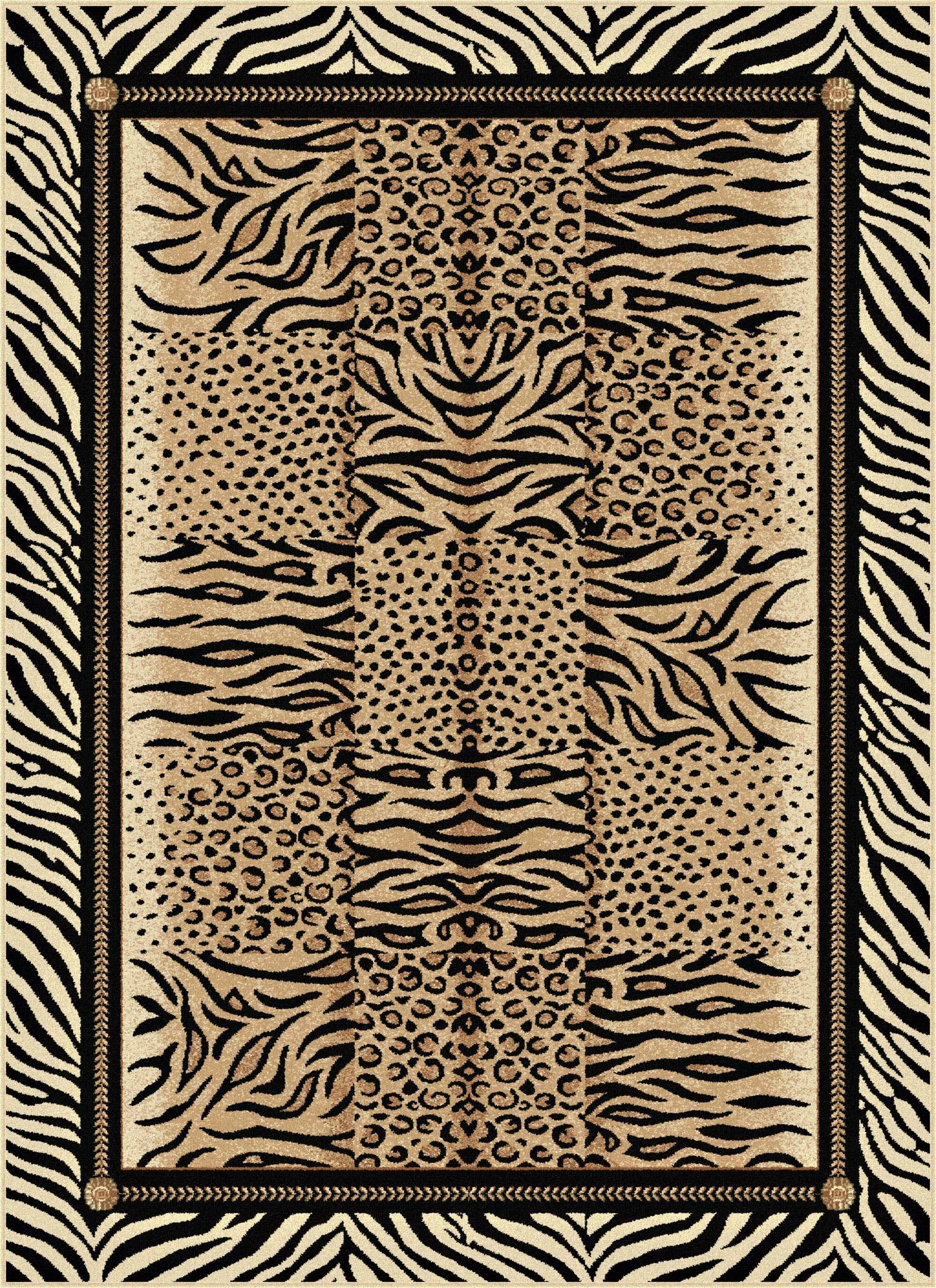 Carden Beige Area Rug Rug Size: 5'3'' x 7'3''