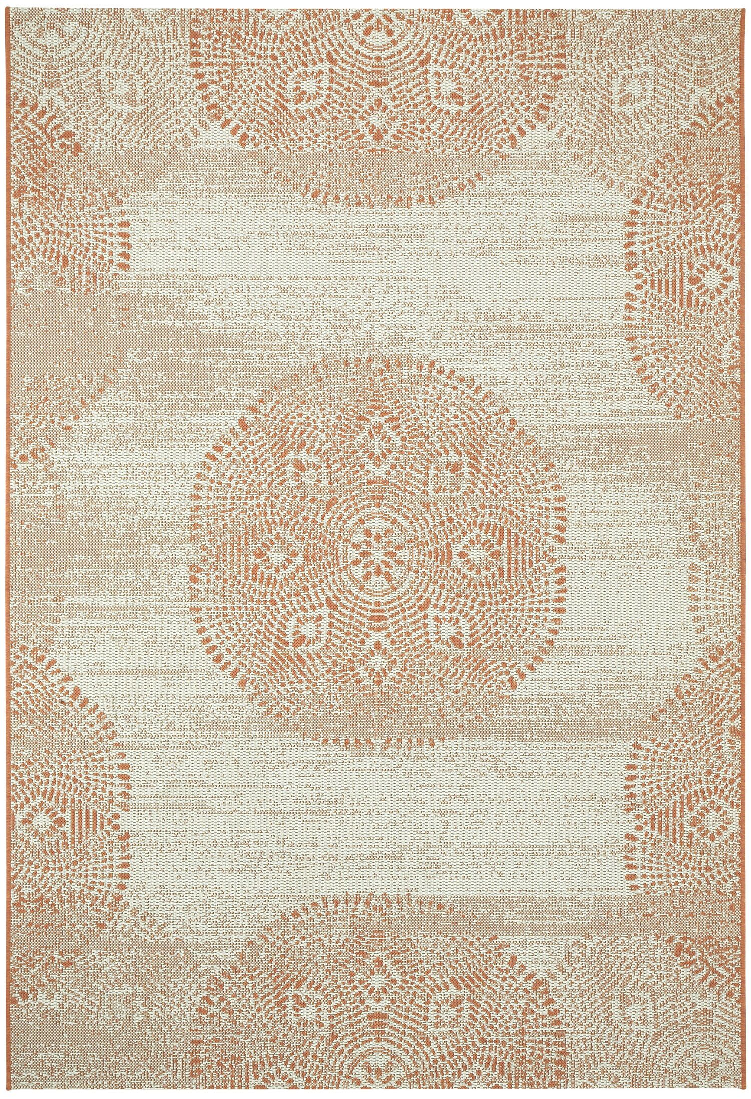 Malayah Gray/Brown Area Rug Rug Size: Rectangle 3'11
