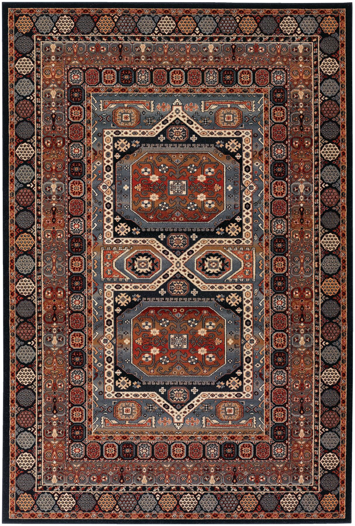 Alliance Brown Area Rug Rug Size: Rectangle 7'10
