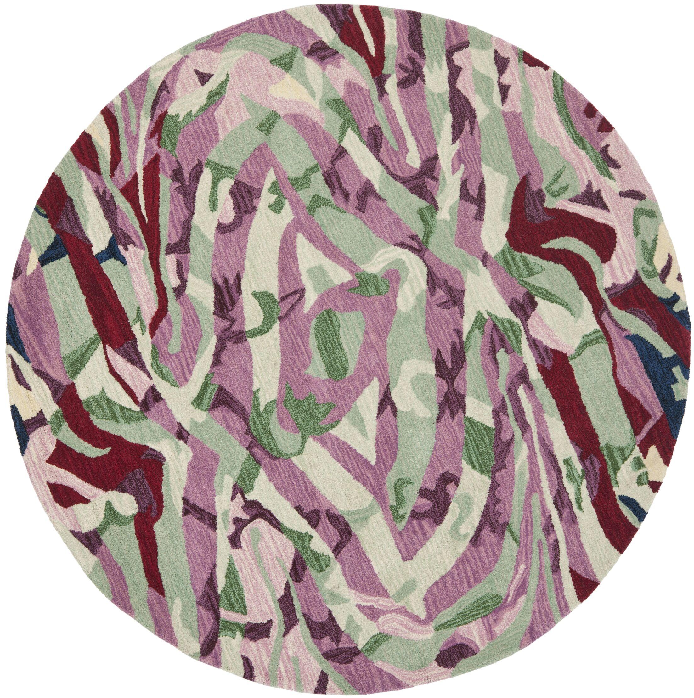 Dorthy Rose Rug Rug Size: Rectangle 3'6